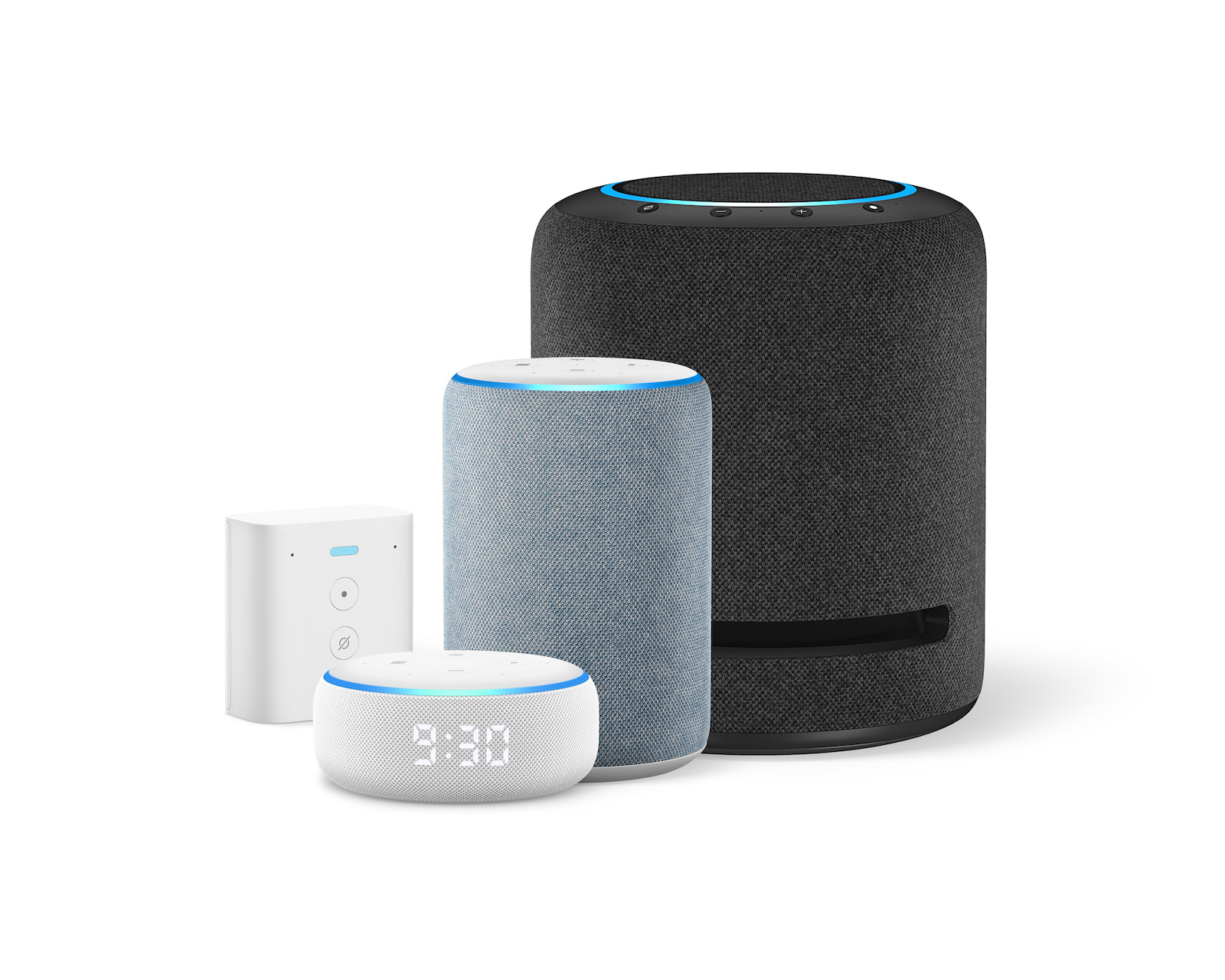 Amazon Echo Series 2019
