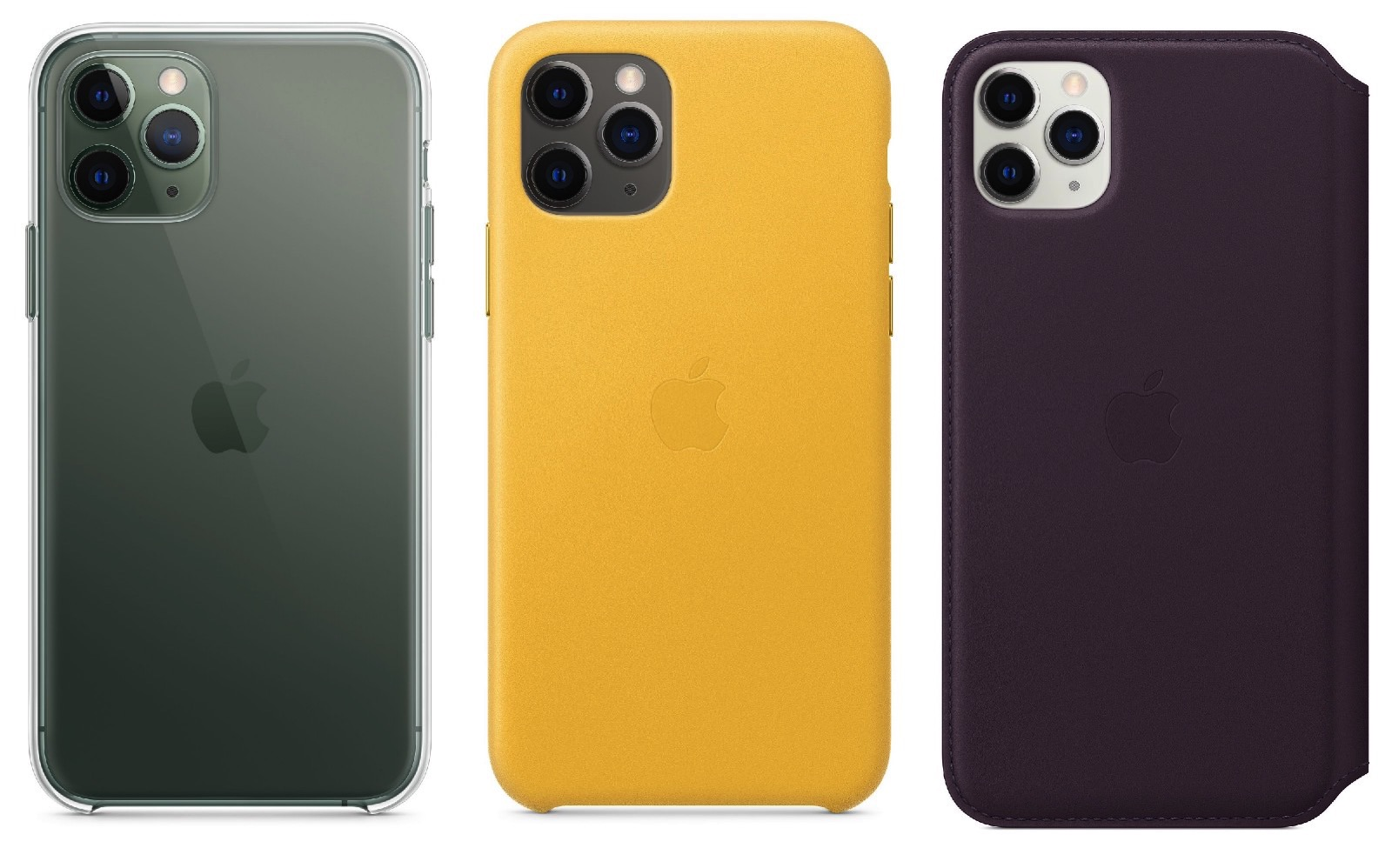 Apple Cases for iPhone 11 series