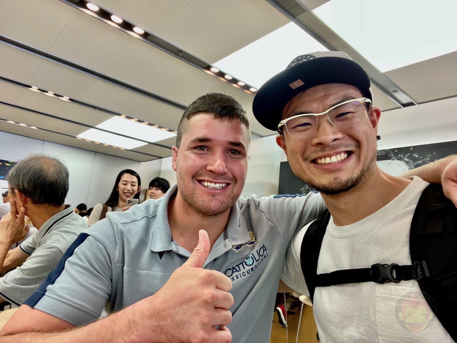 Apple Fukuoka tenjin Last Day Rugby Italia 05