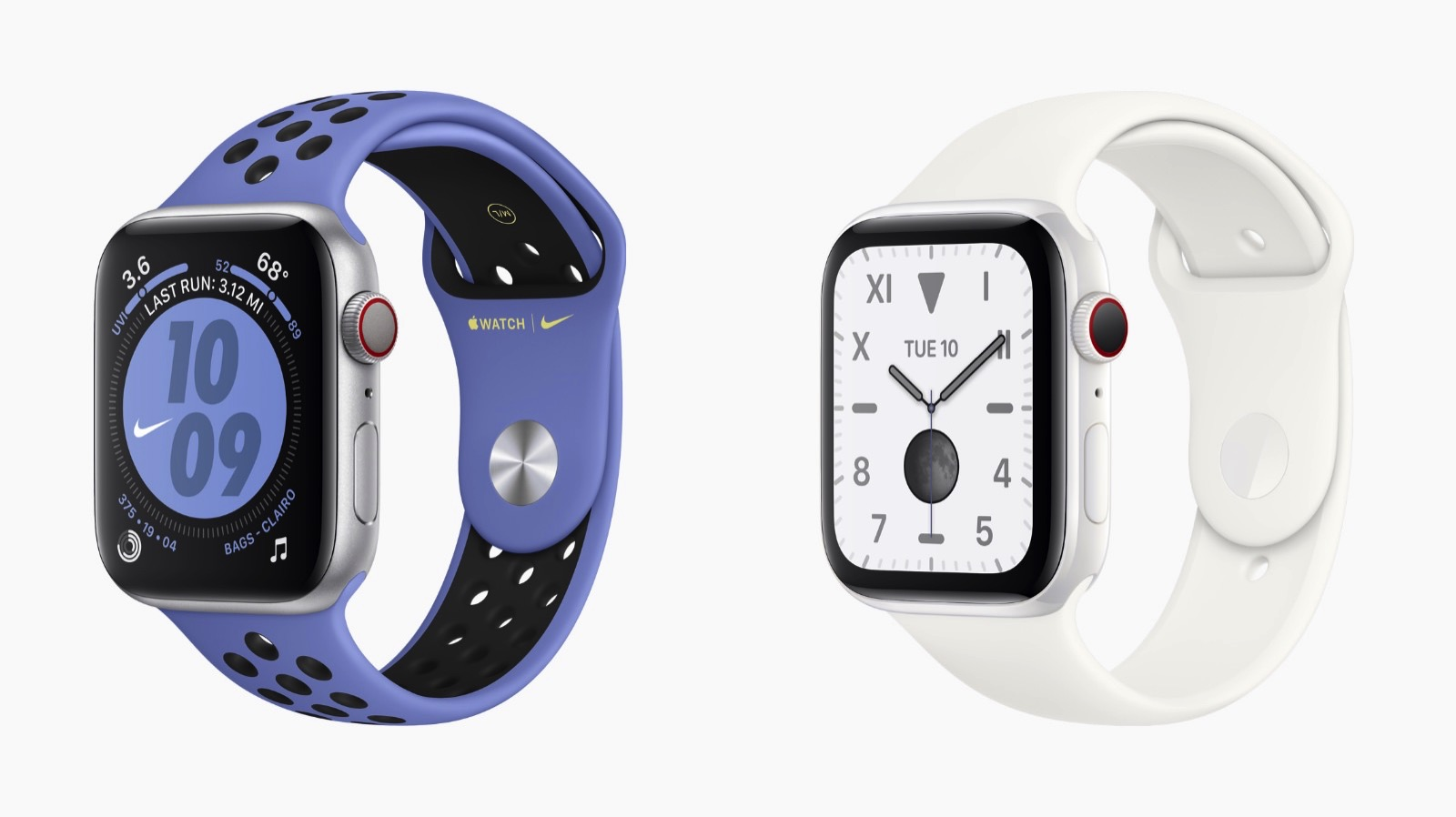 Apple Watch Series 5 Combinations