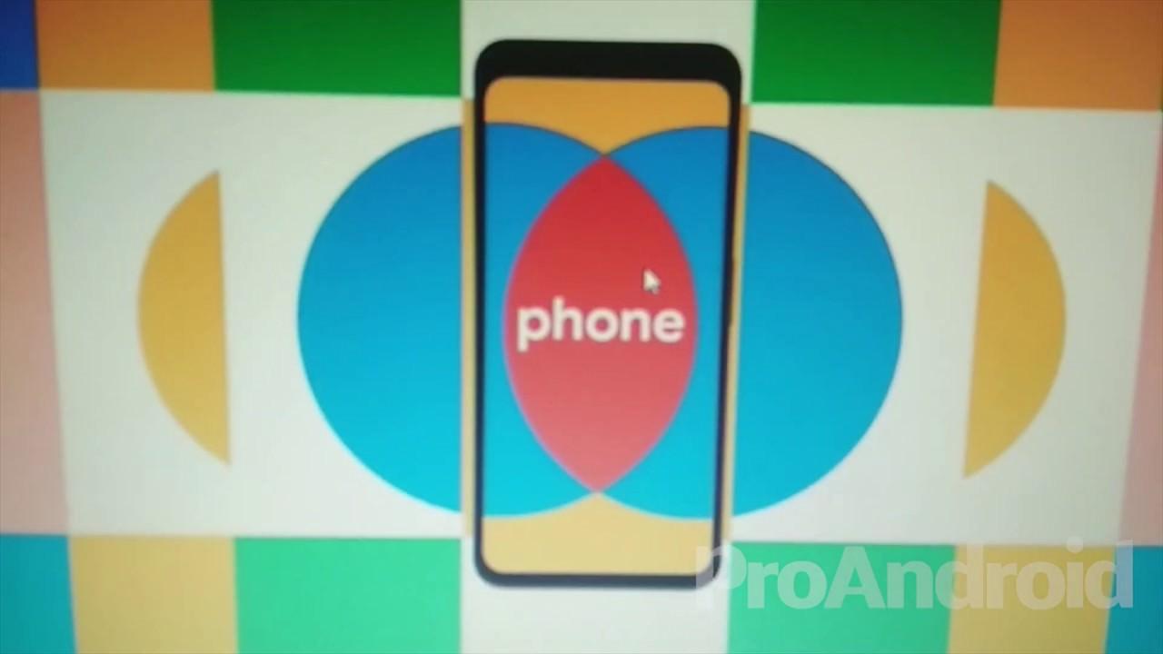 Google-Pixel-4-Promo-Video