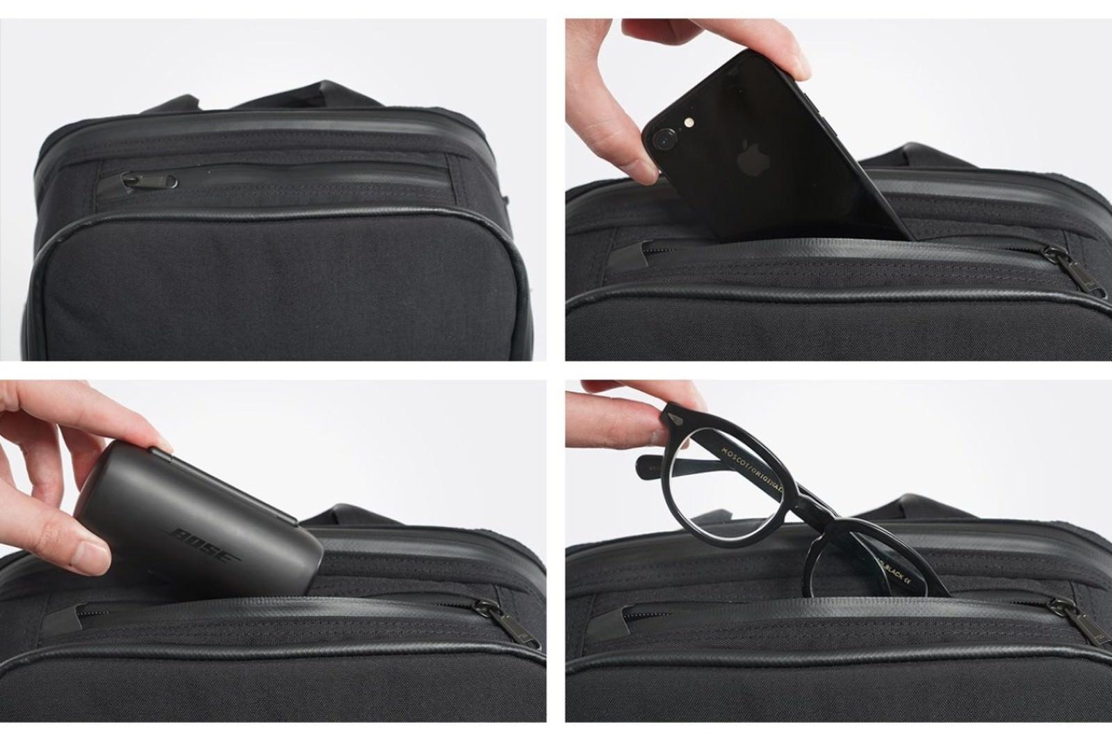 RE G Comfortpack on Kibidango 03