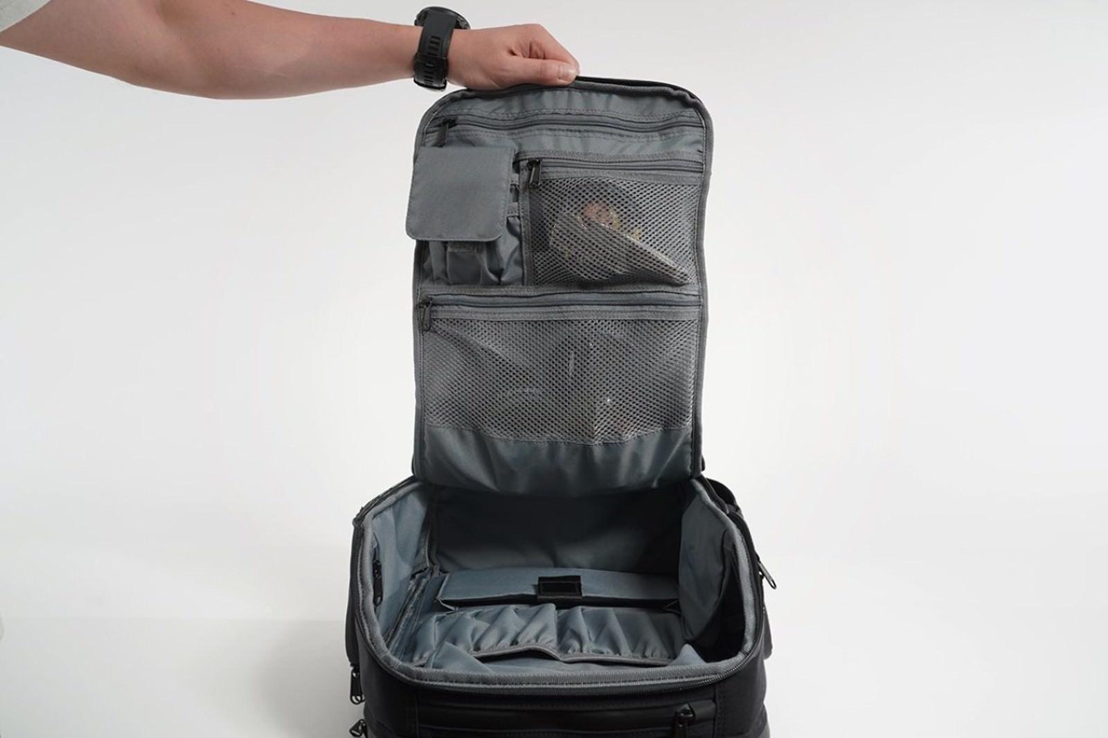 RE G Comfortpack on Kibidango 05
