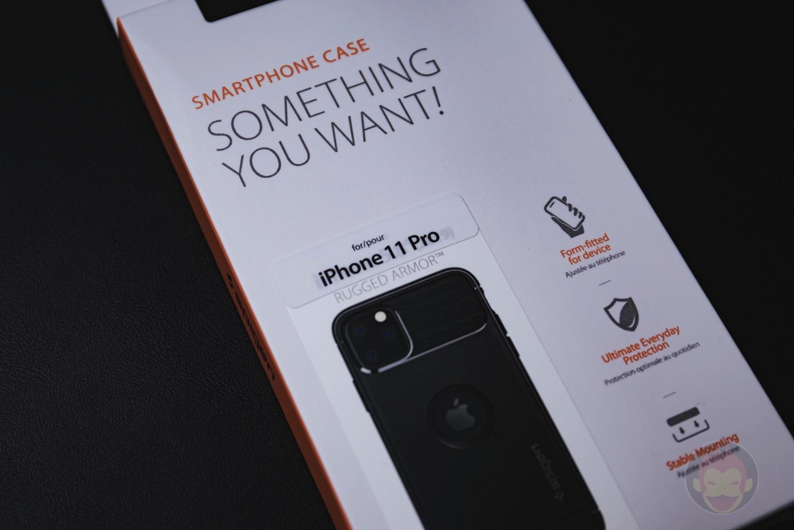 Spigen iPhone 11 Pro Case Review 01