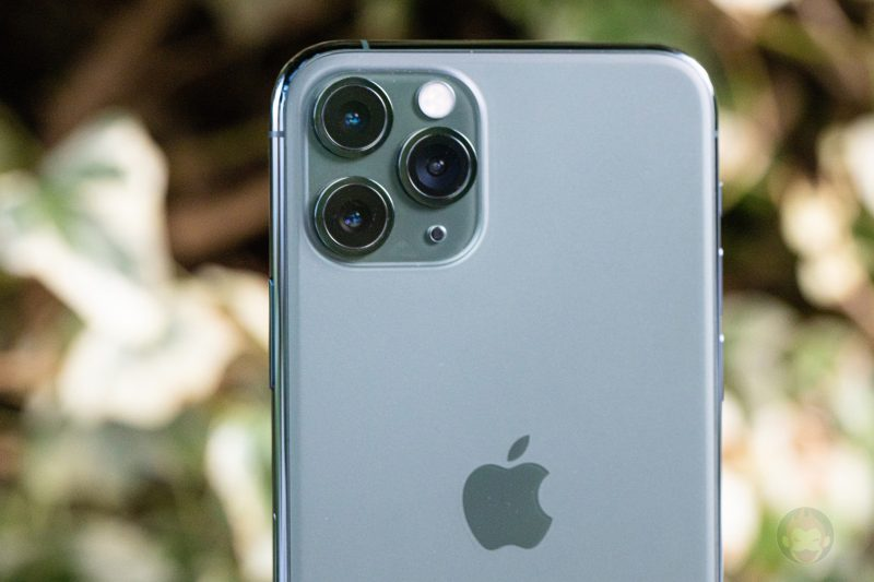 iPhone 11 Pro 超広角レンズ レビュー