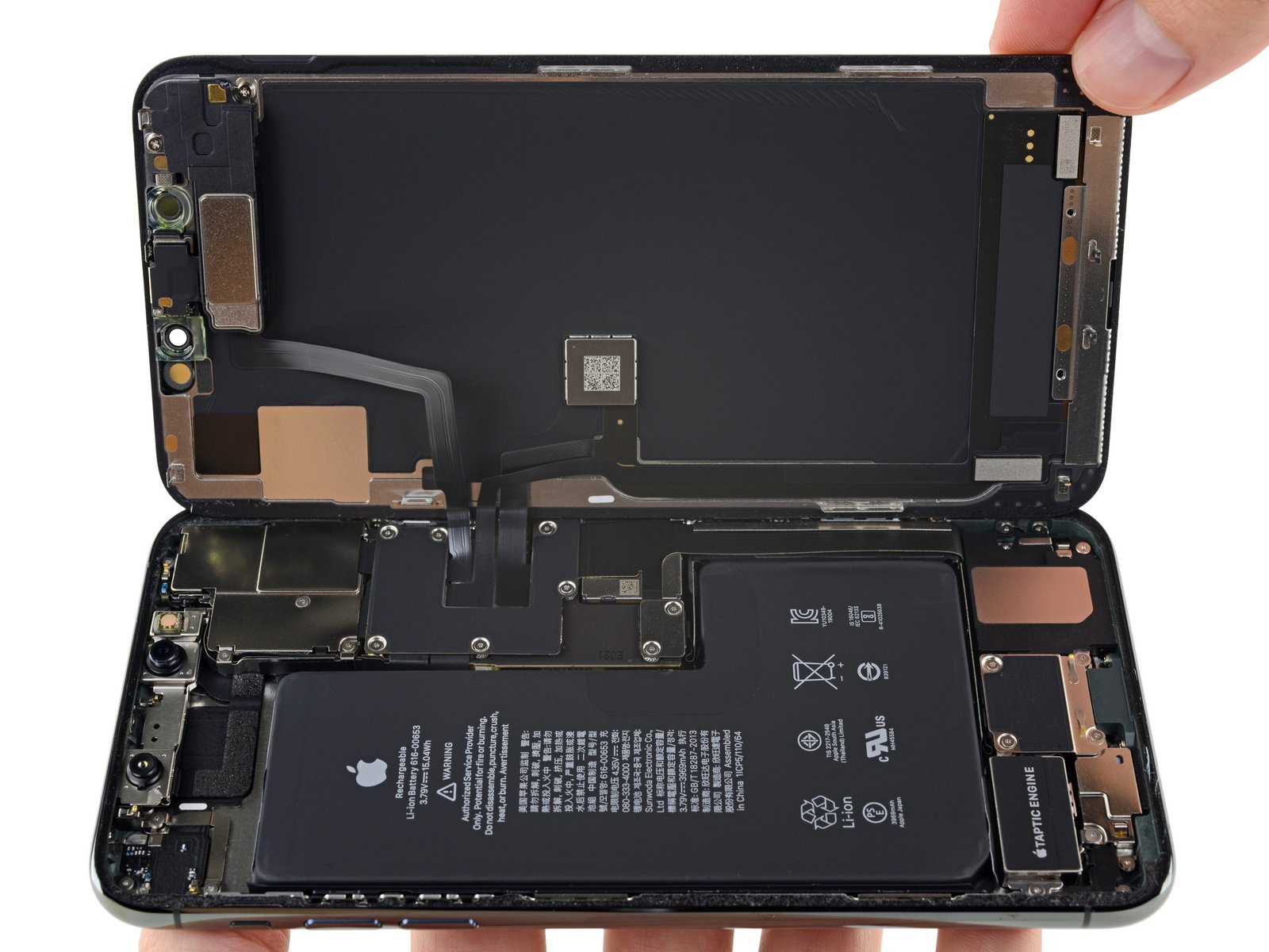 Ifixit iphone11promax teardown report