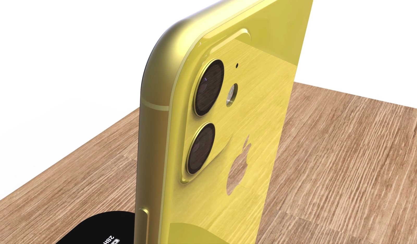 Iphone xr 2019 concept image
