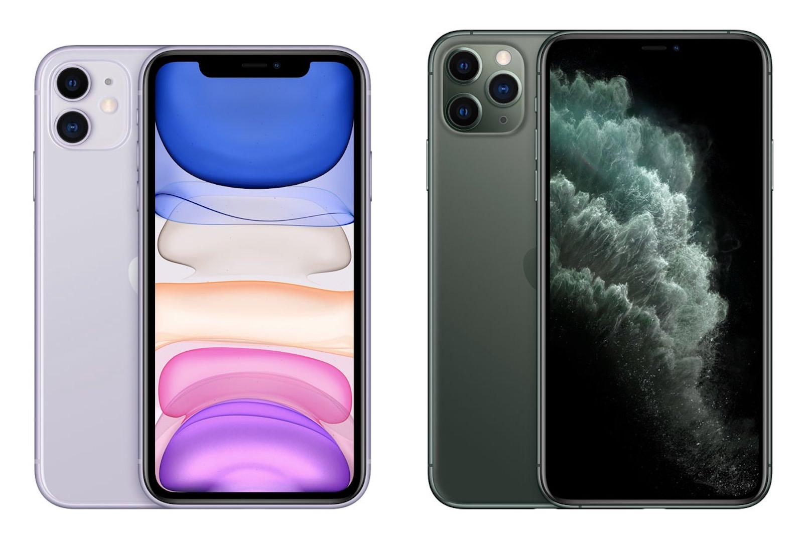 Iphone11 vs iphone 11 pro max