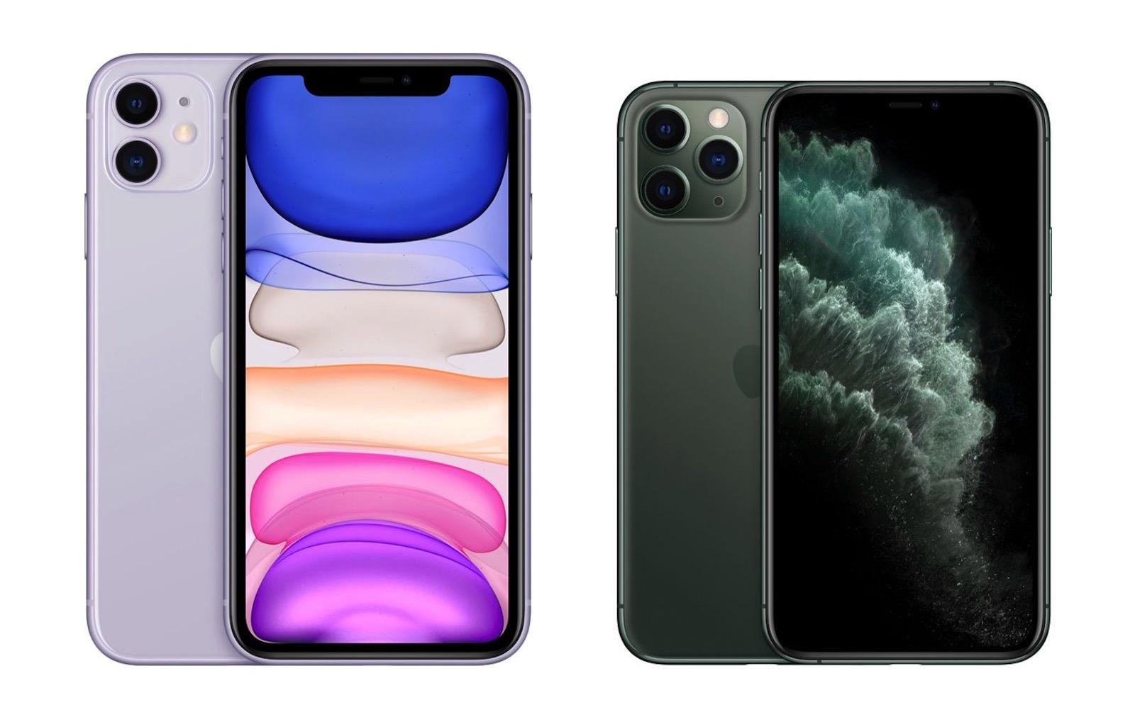 Iphone11 vs iphone 11 pro