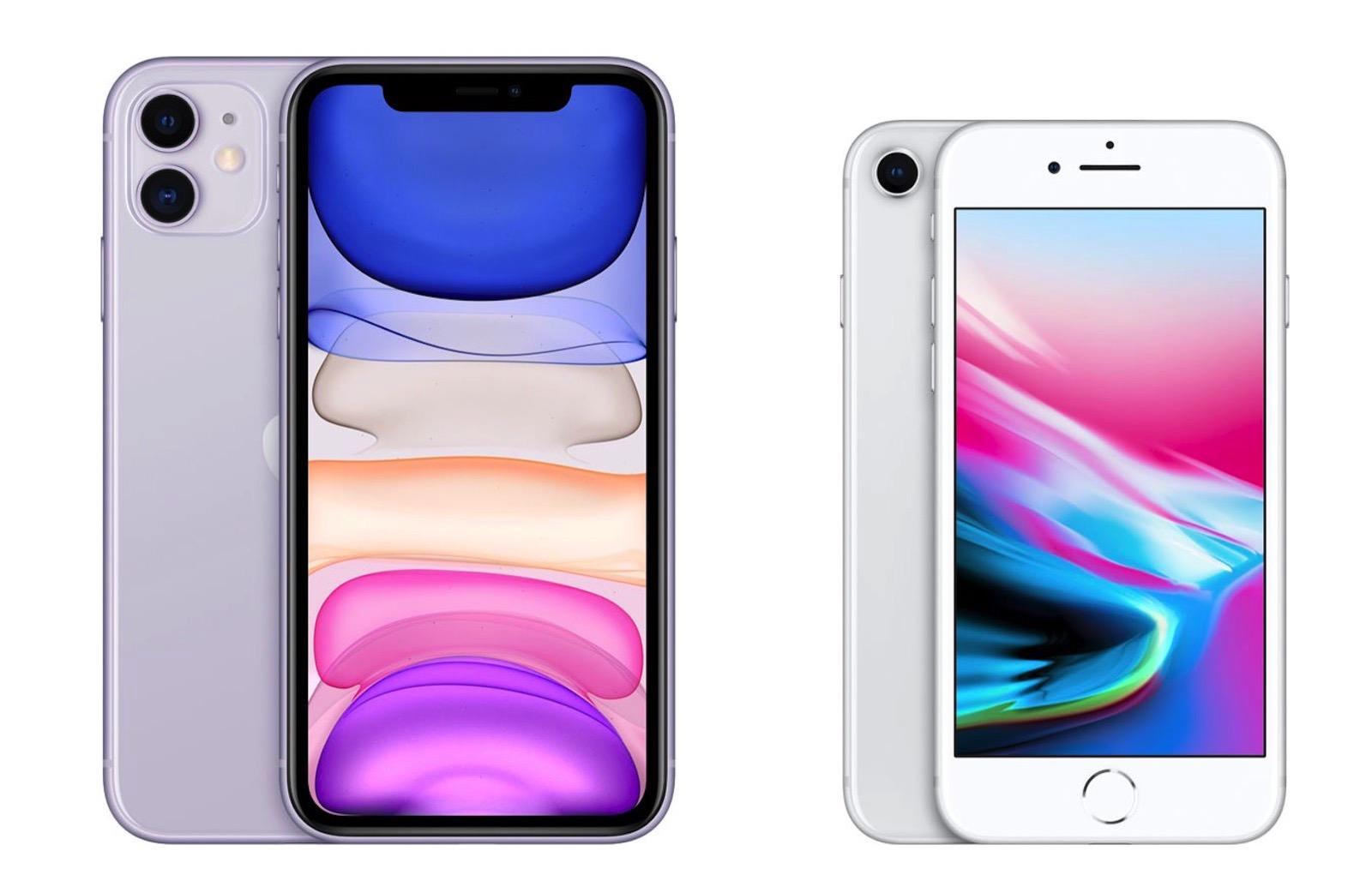 比較】iPhone 8からiPhone 11に買い換えるはアリ?スペックや機能を ...