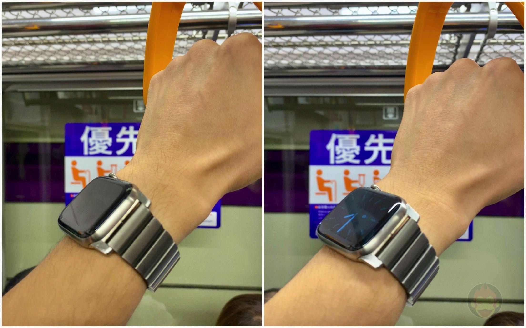 Apple Watch Series 5 Always on Display 01