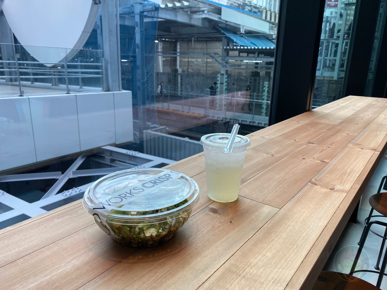 Crisp Salad Works Shibuya Scramble 06