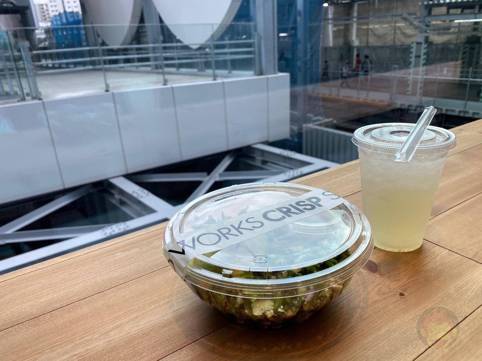 Crisp Salad Works Shibuya Scramble 09