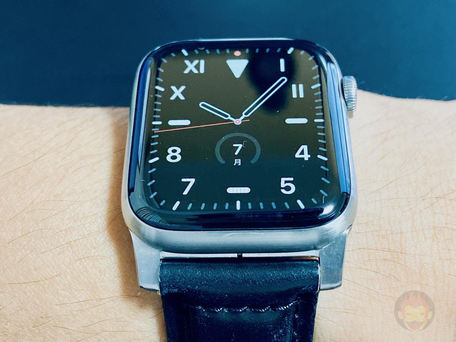 Apple Watch Series 5の常時オンディスプレイを有効化したまま 手っ取り早く電池を長持ちさせる方法 ゴリミー