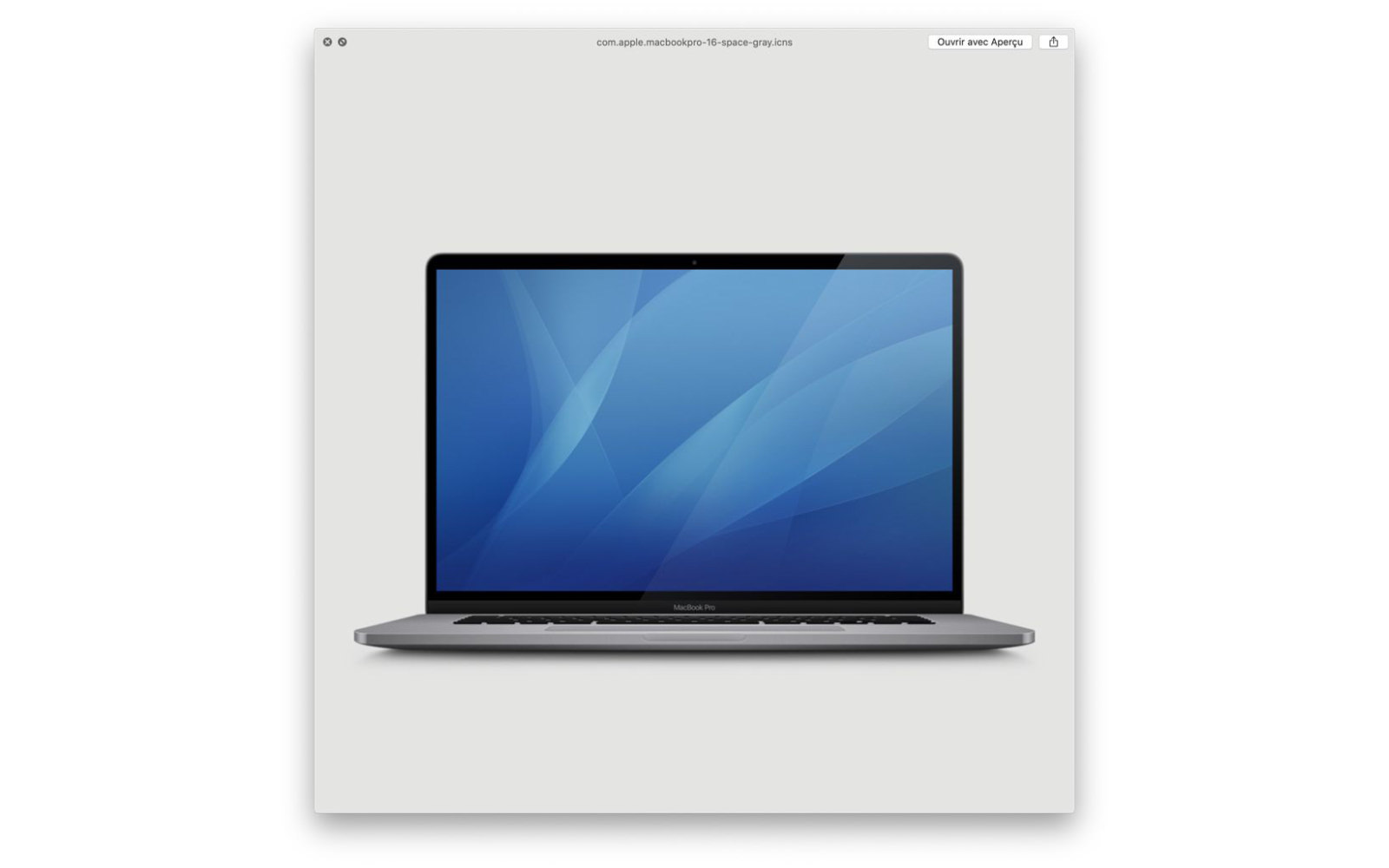 Is this the new macbookpro 16inch model