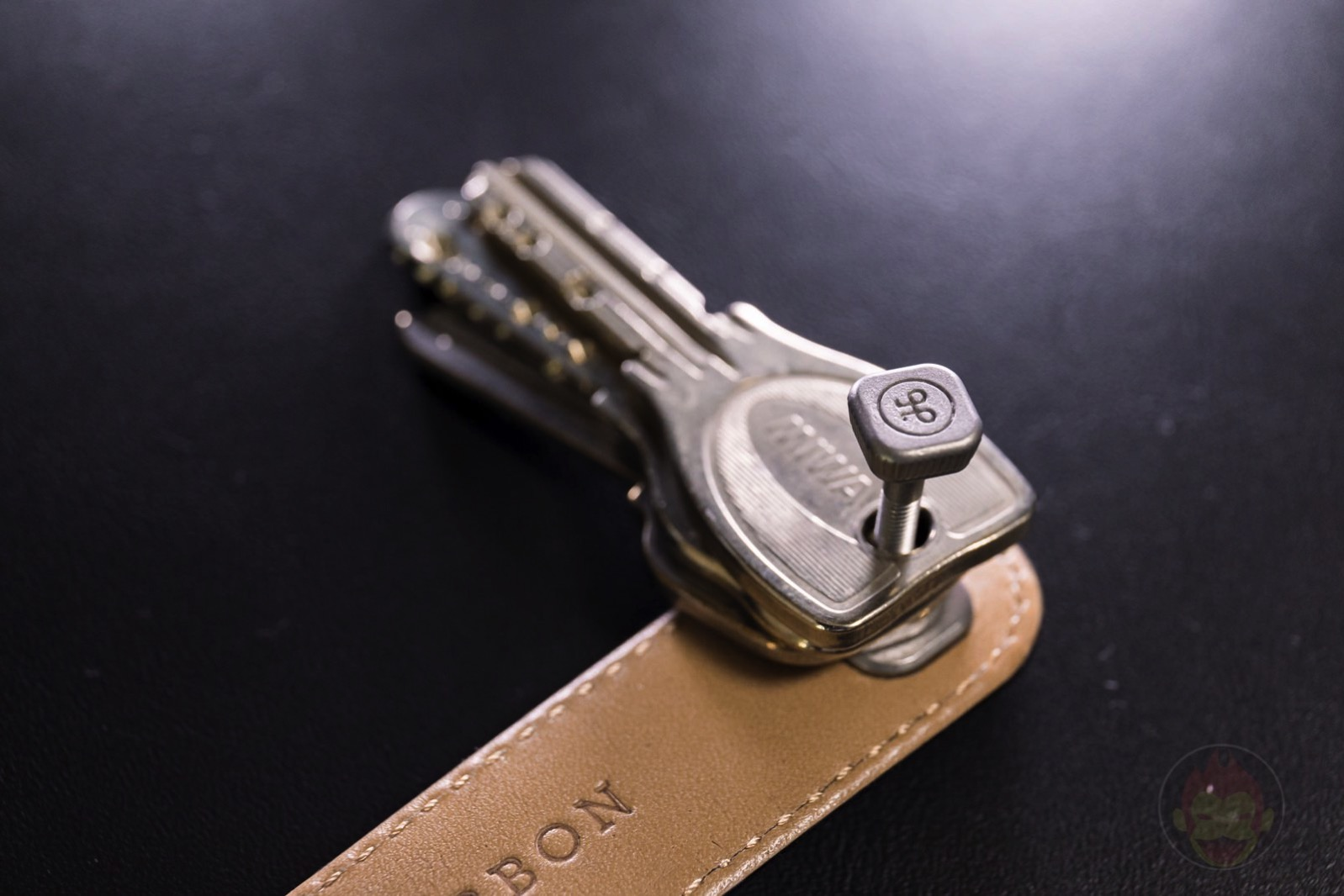JIBBON Key case review 03