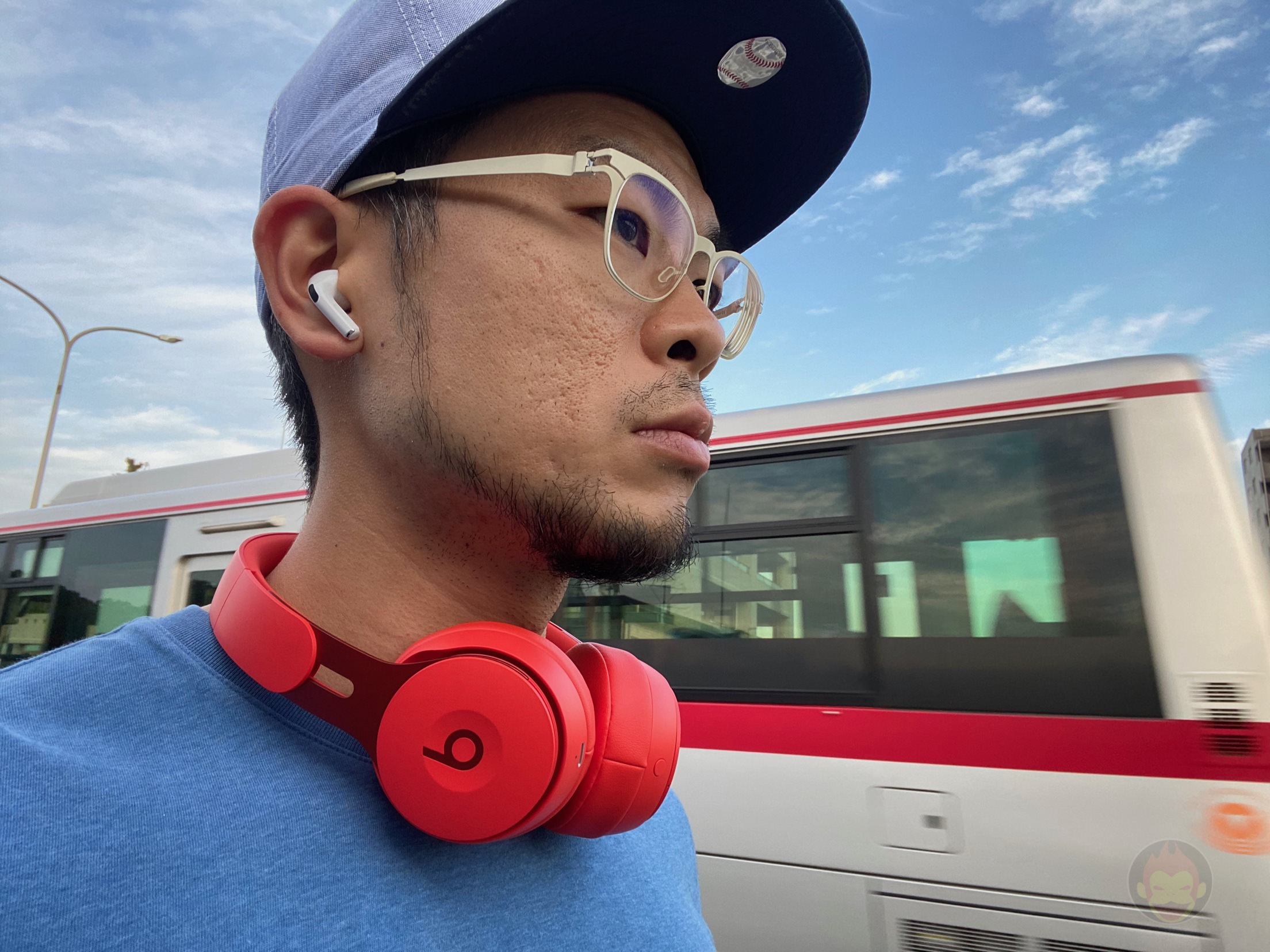 Using AirPods Pro outside 19