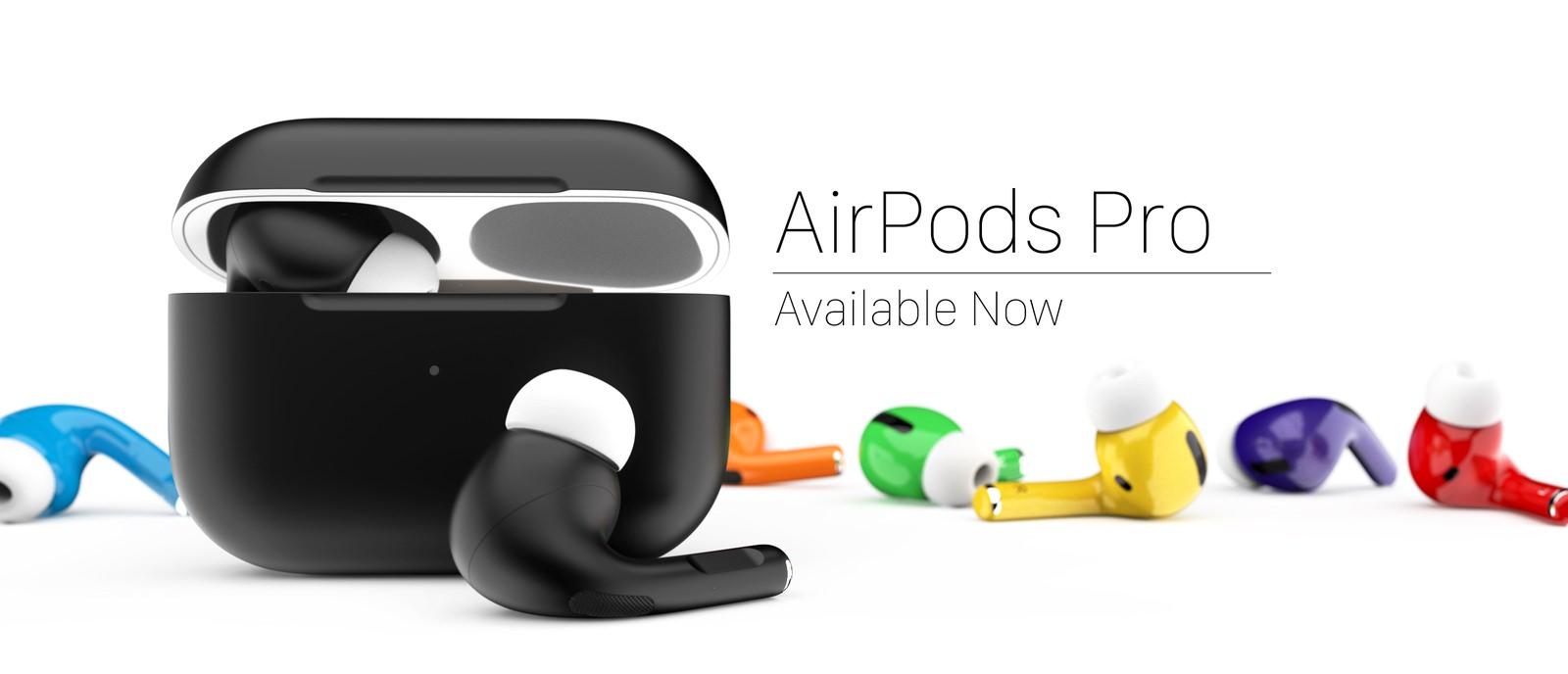 AirPods Pro Colorware service 0000