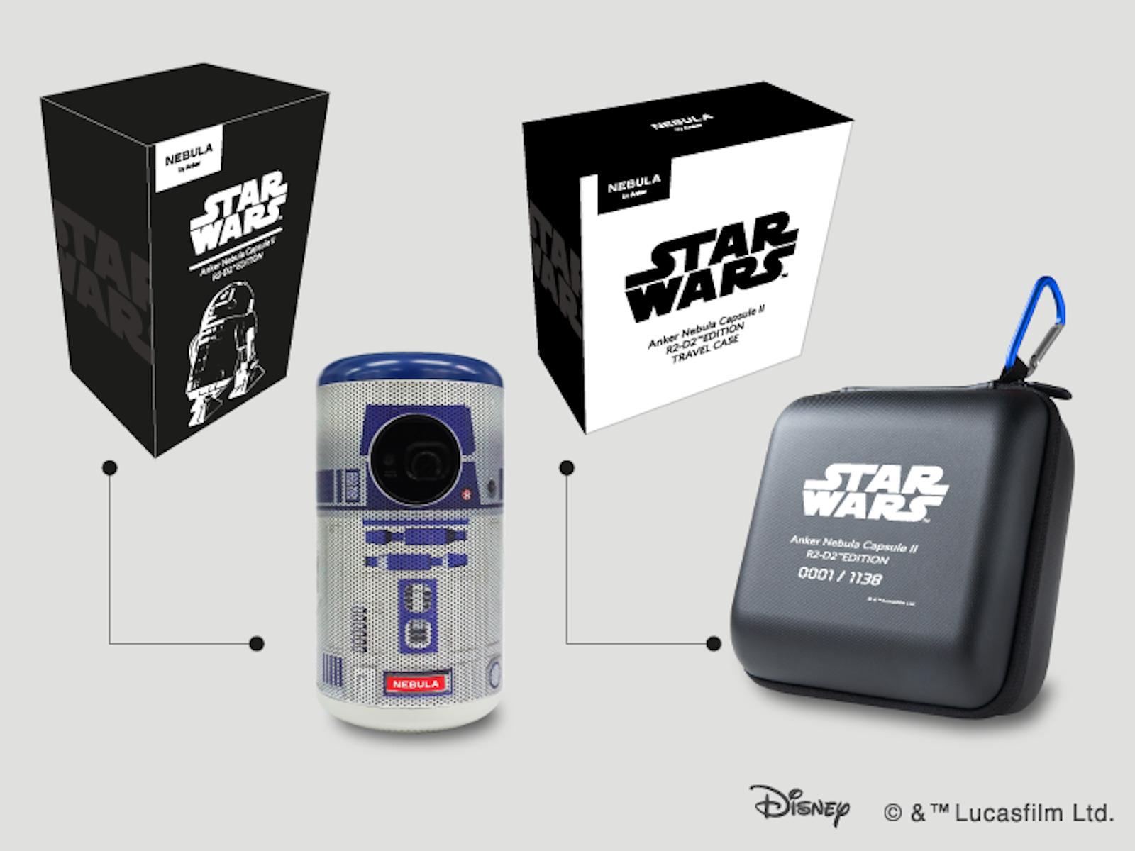 Anker StarWars Collaboration 2