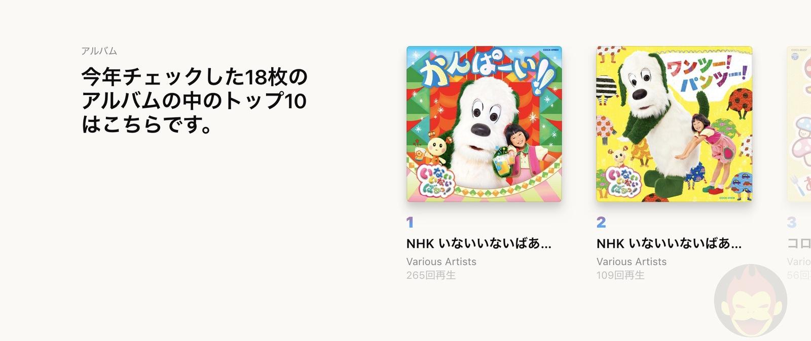 Apple Music Replay Gori Version 05