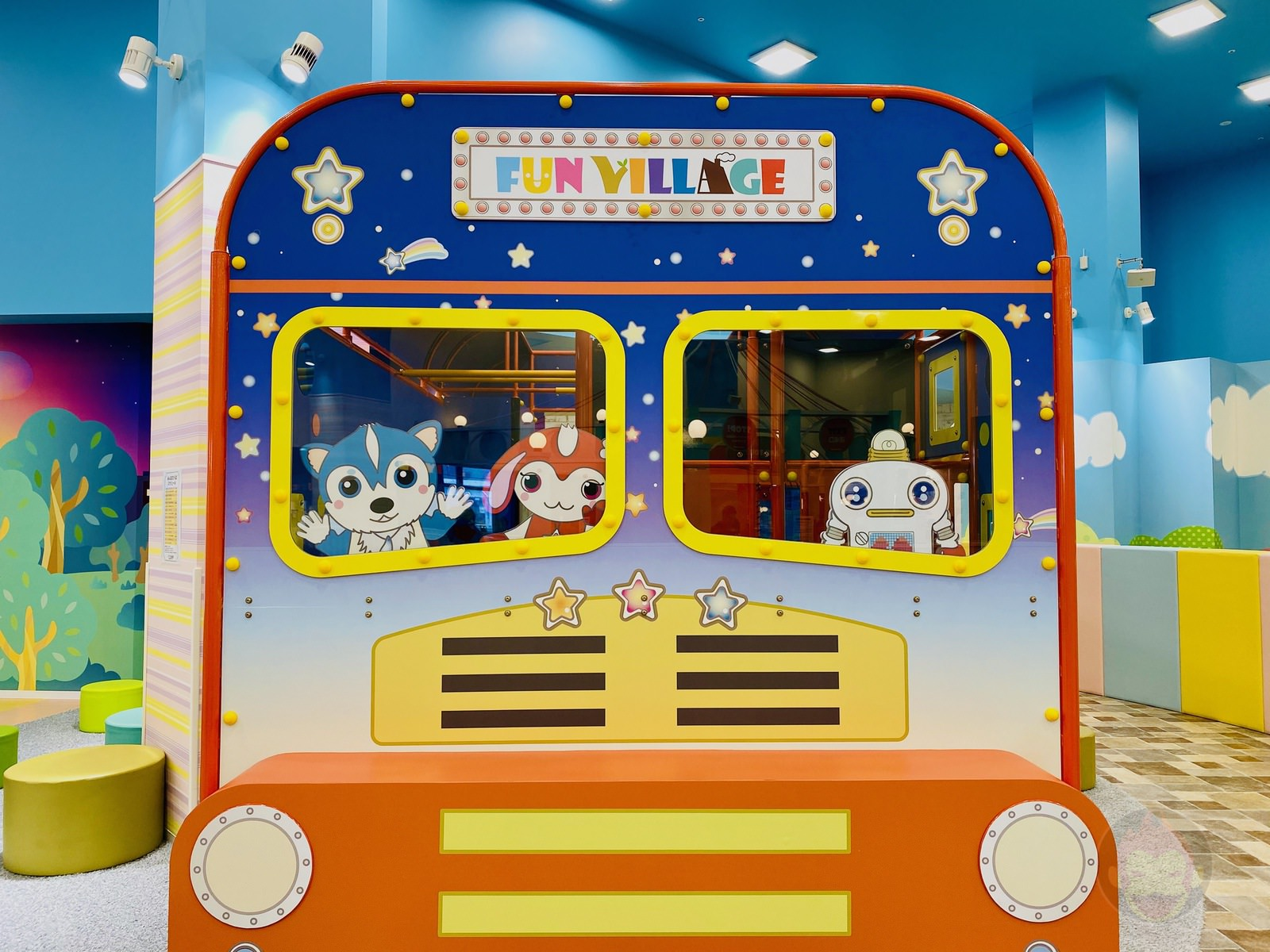 Kids Discovery Fun Village with NHK Characters 22