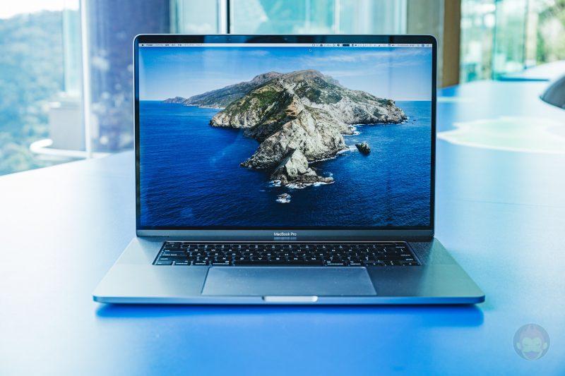 MacBook Pro 2019 16インチ レビュー
