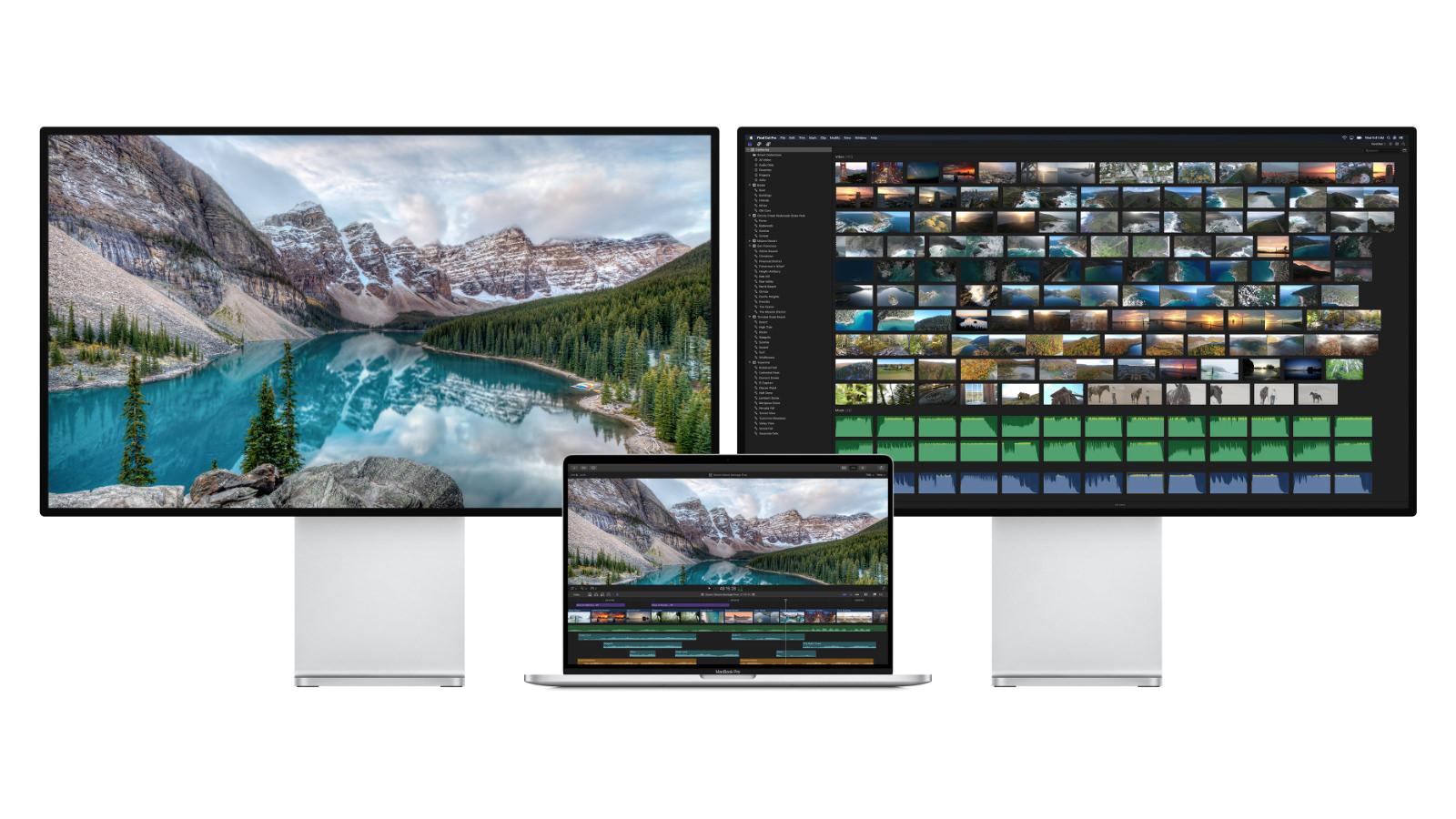 MacBookPro16inch two prodisplayxdr