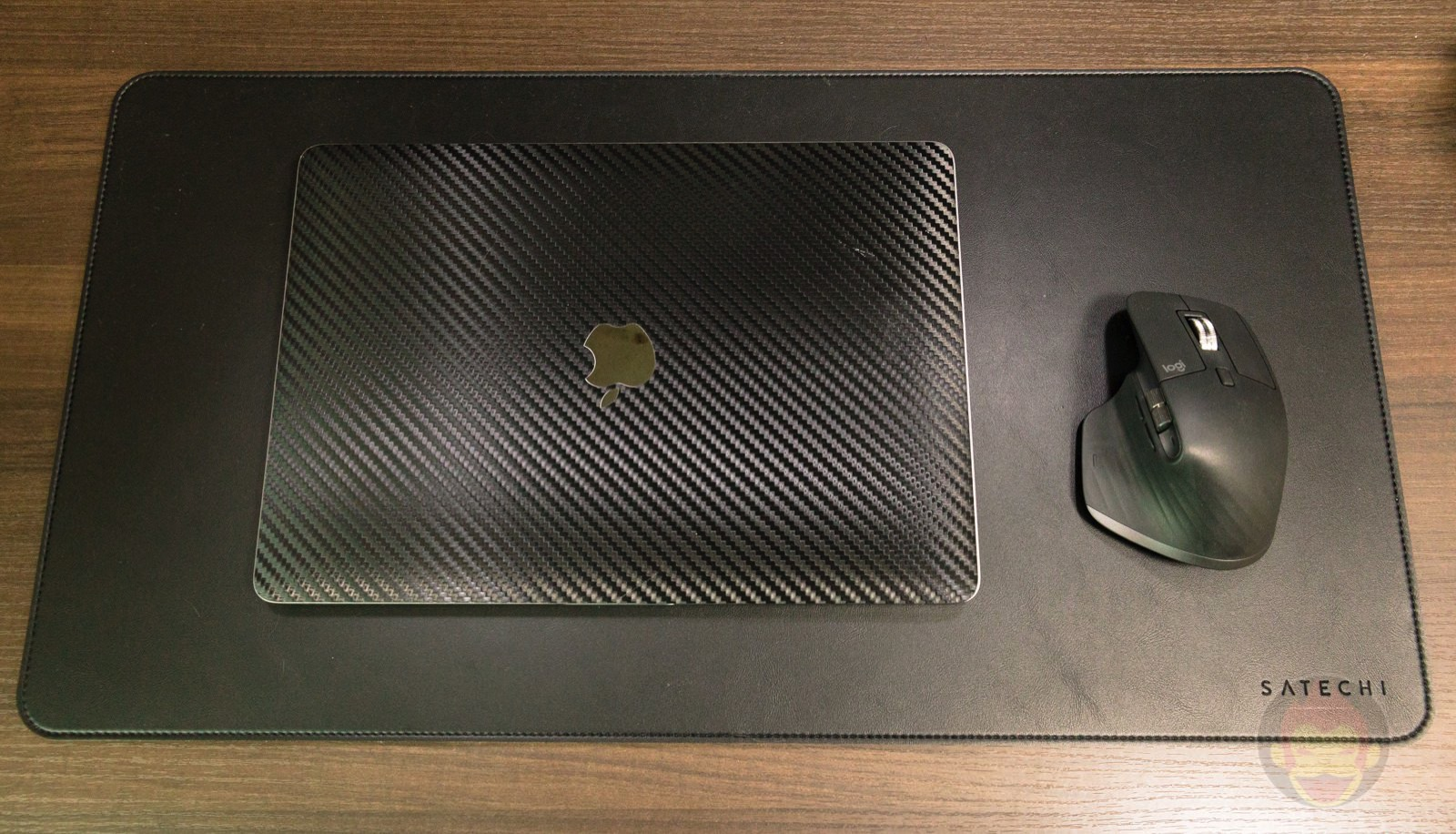 Satechi eco leather deskmate deskmat review 04