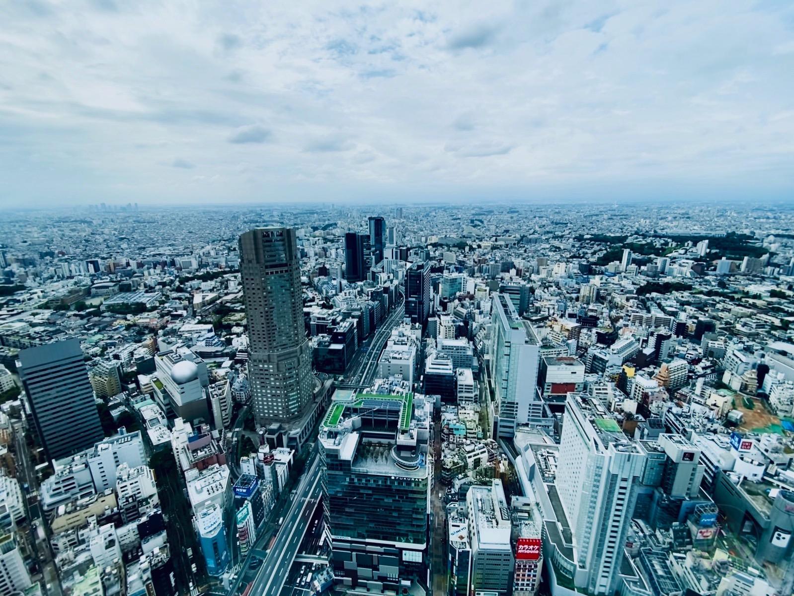 Shibuya Scramble Square ShibuyaSky 01