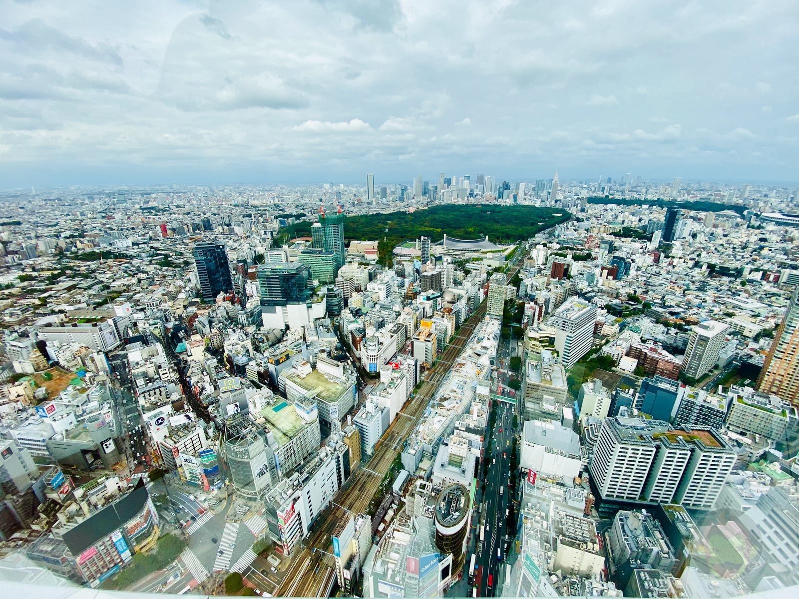 Shibuya Scramble Square ShibuyaSky 04