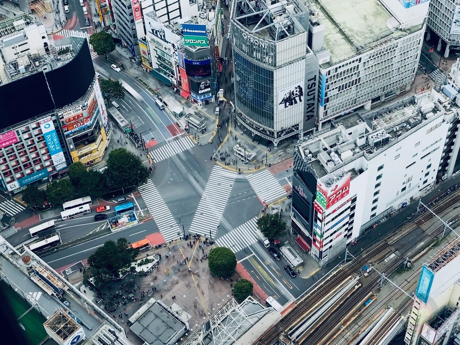 Shibuya Scramble Square ShibuyaSky 10