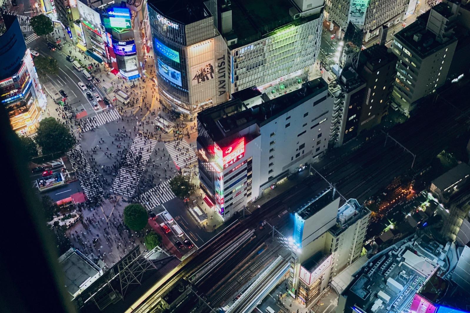 Shibuya Scramble Square ShibuyaSky 20
