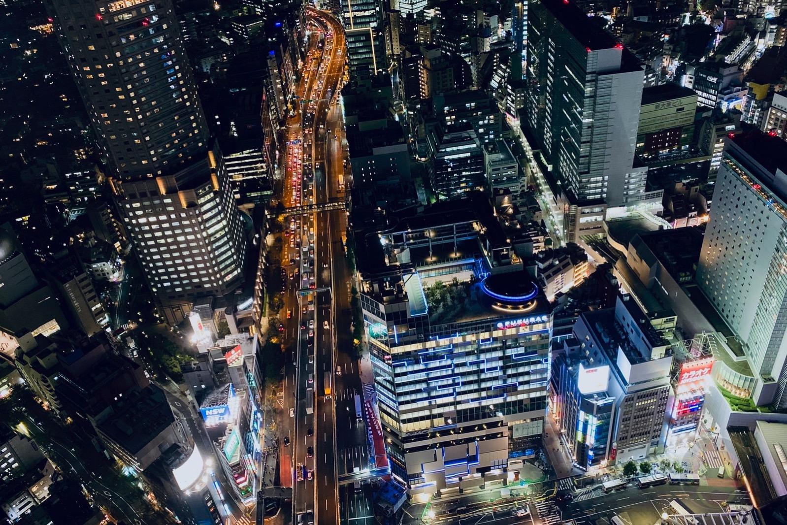 Shibuya Scramble Square ShibuyaSky 22