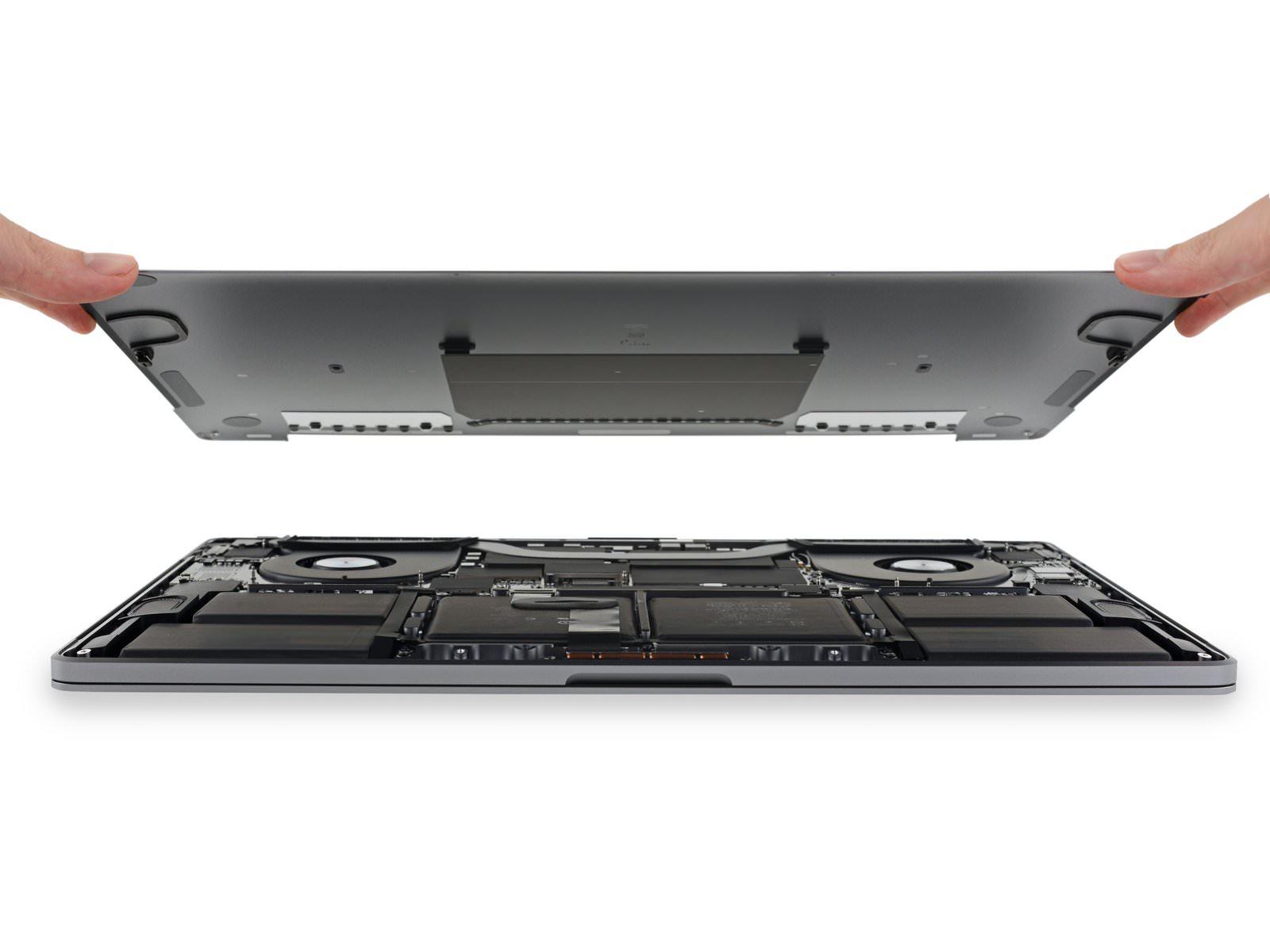 Macbookpro 16inch teardown 1
