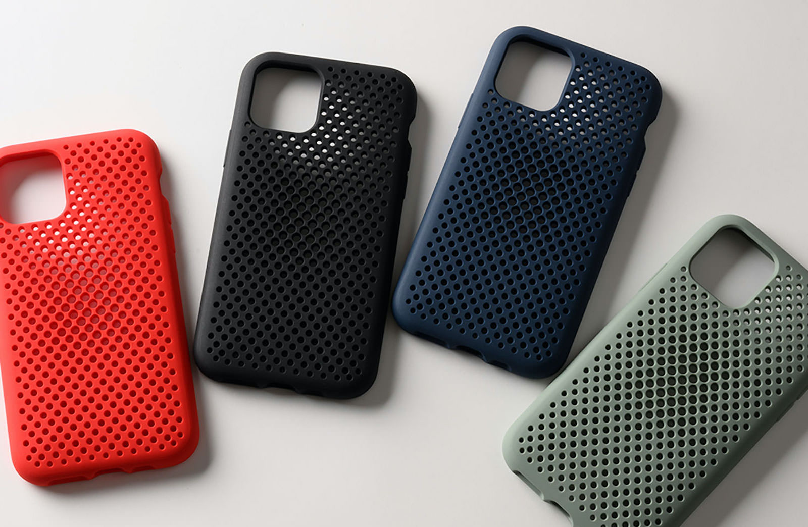 AndMesh Hamee Mesh Case for iPhone 11series