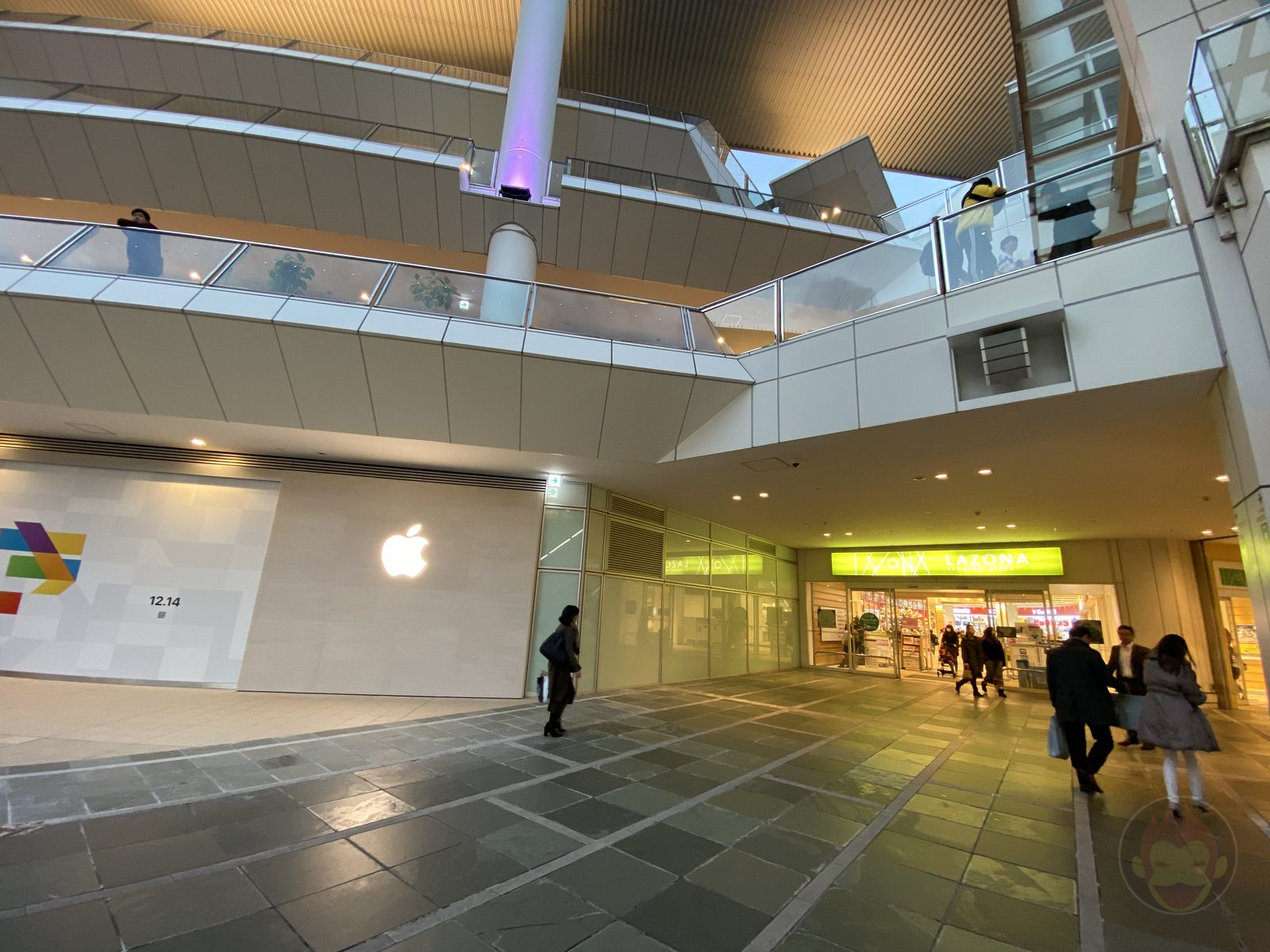 Apple Kawasaki Before Grand Open 12
