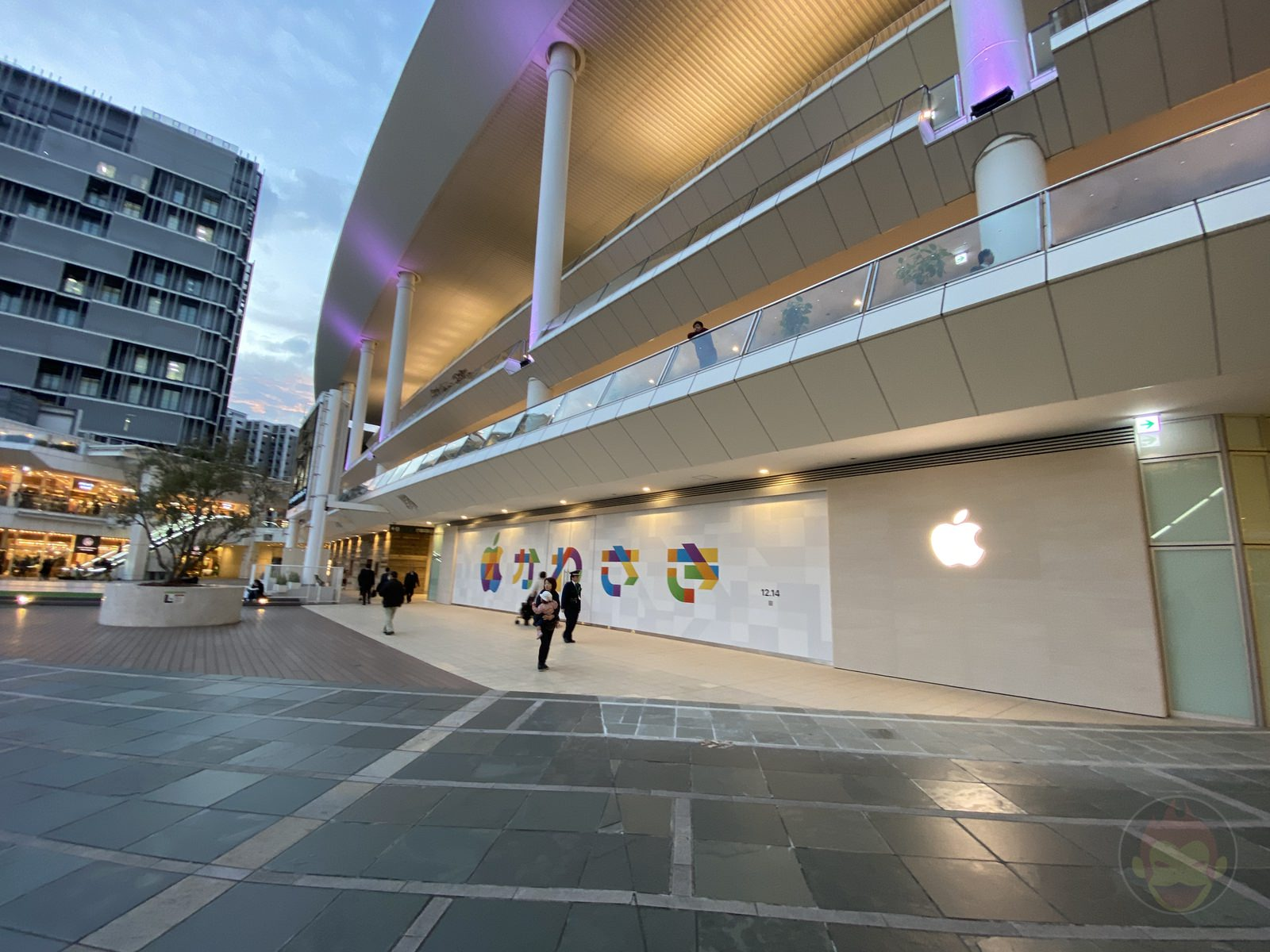 Apple Kawasaki Before Grand Open 13