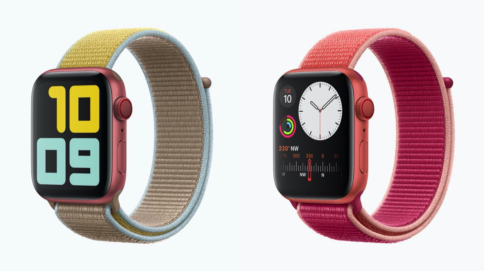 Apple Watch Product Red Model