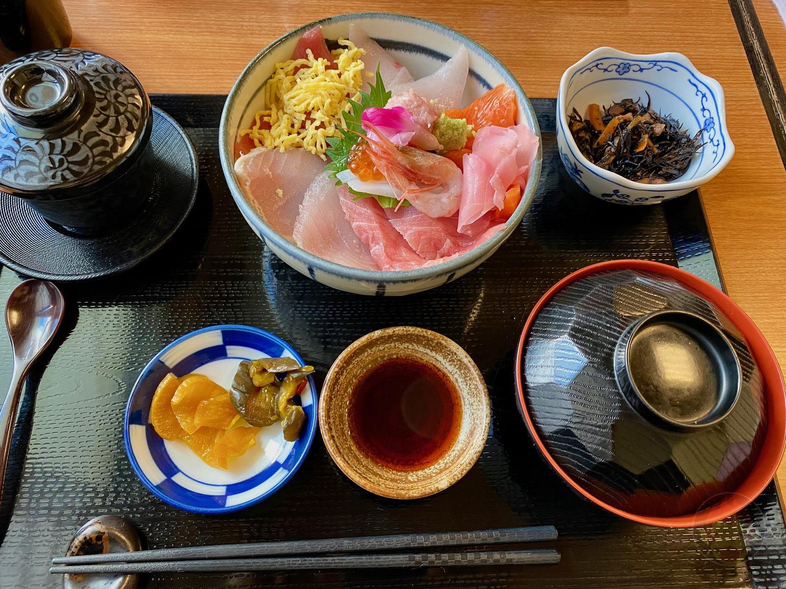 Atami Fukuro Lunch 12