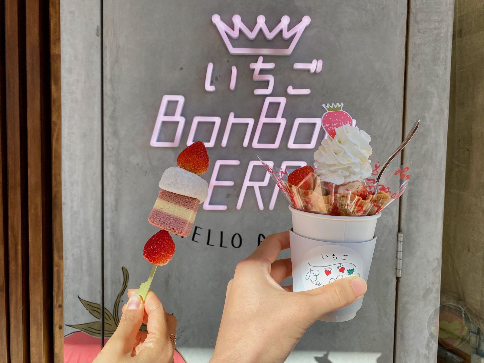 Bon Bon Berry Strawberry shop 23
