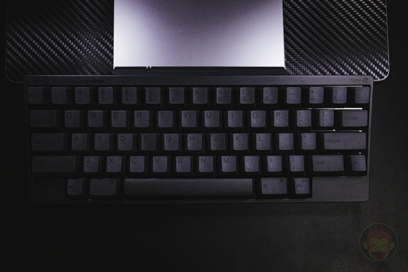 Happy Hacking Keyboard Professional Hybird Handson 07