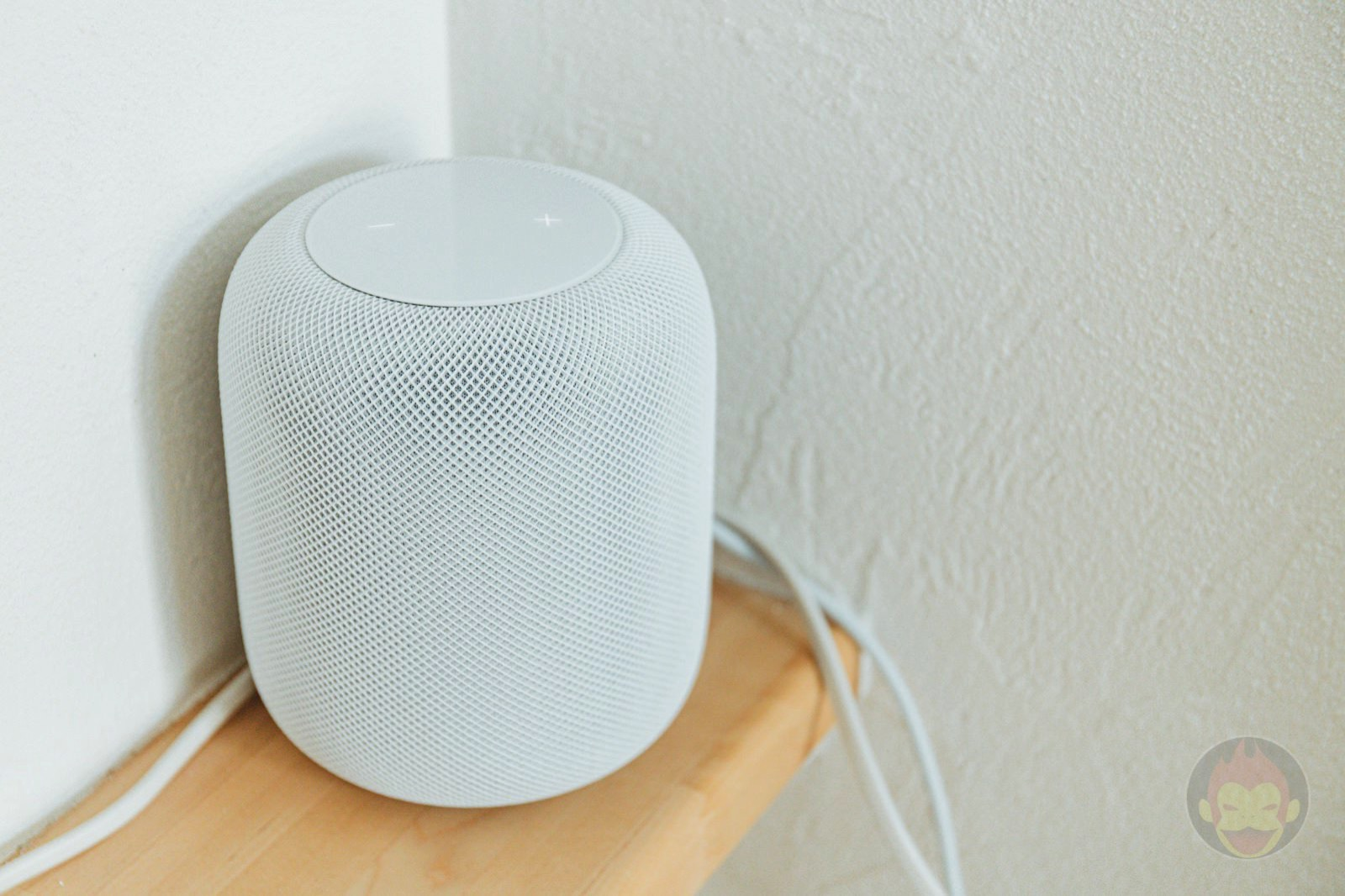 HomePod in the Corner 01