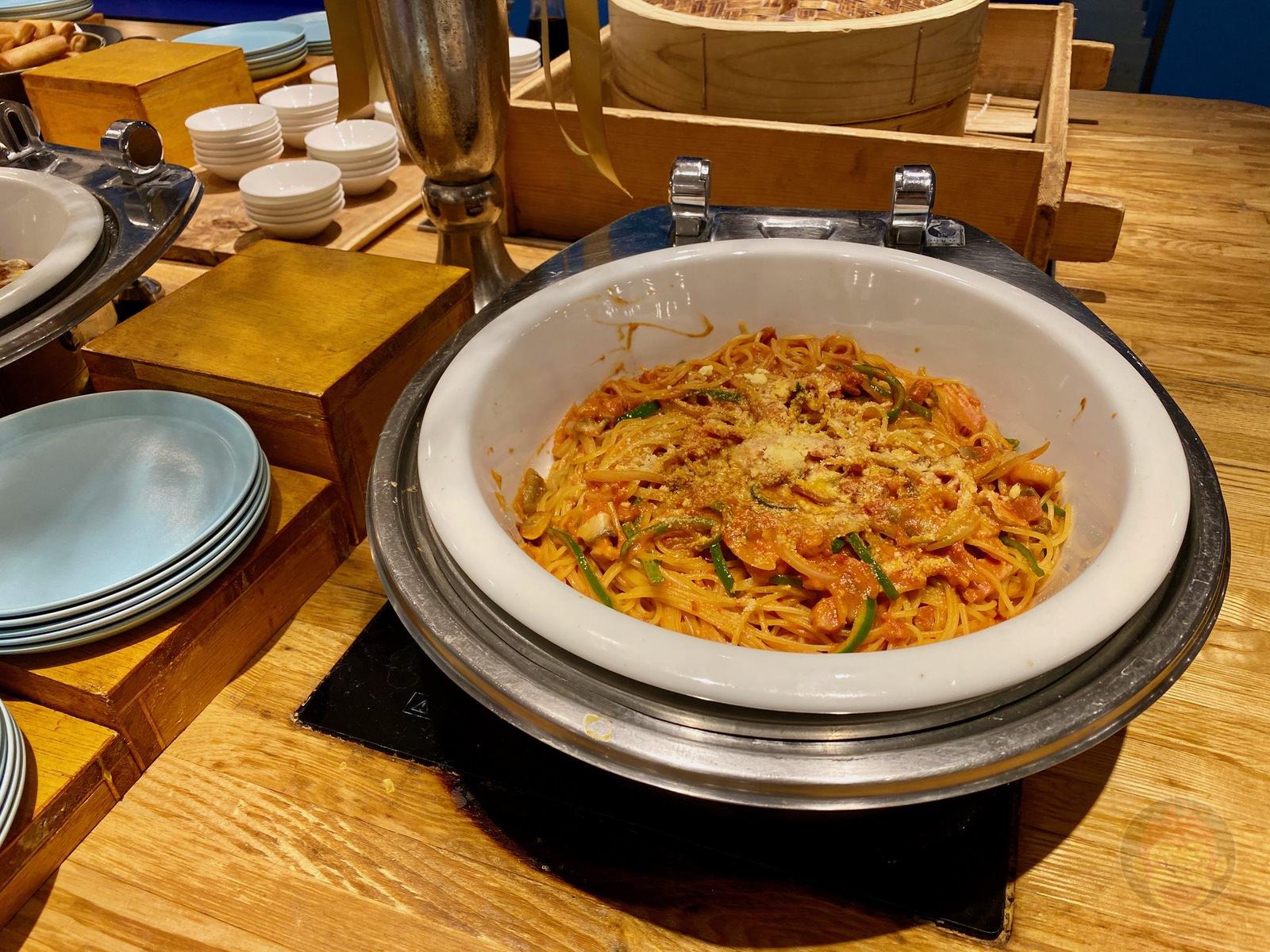 Hoshino Resonale Atami Dinner Buffet 04