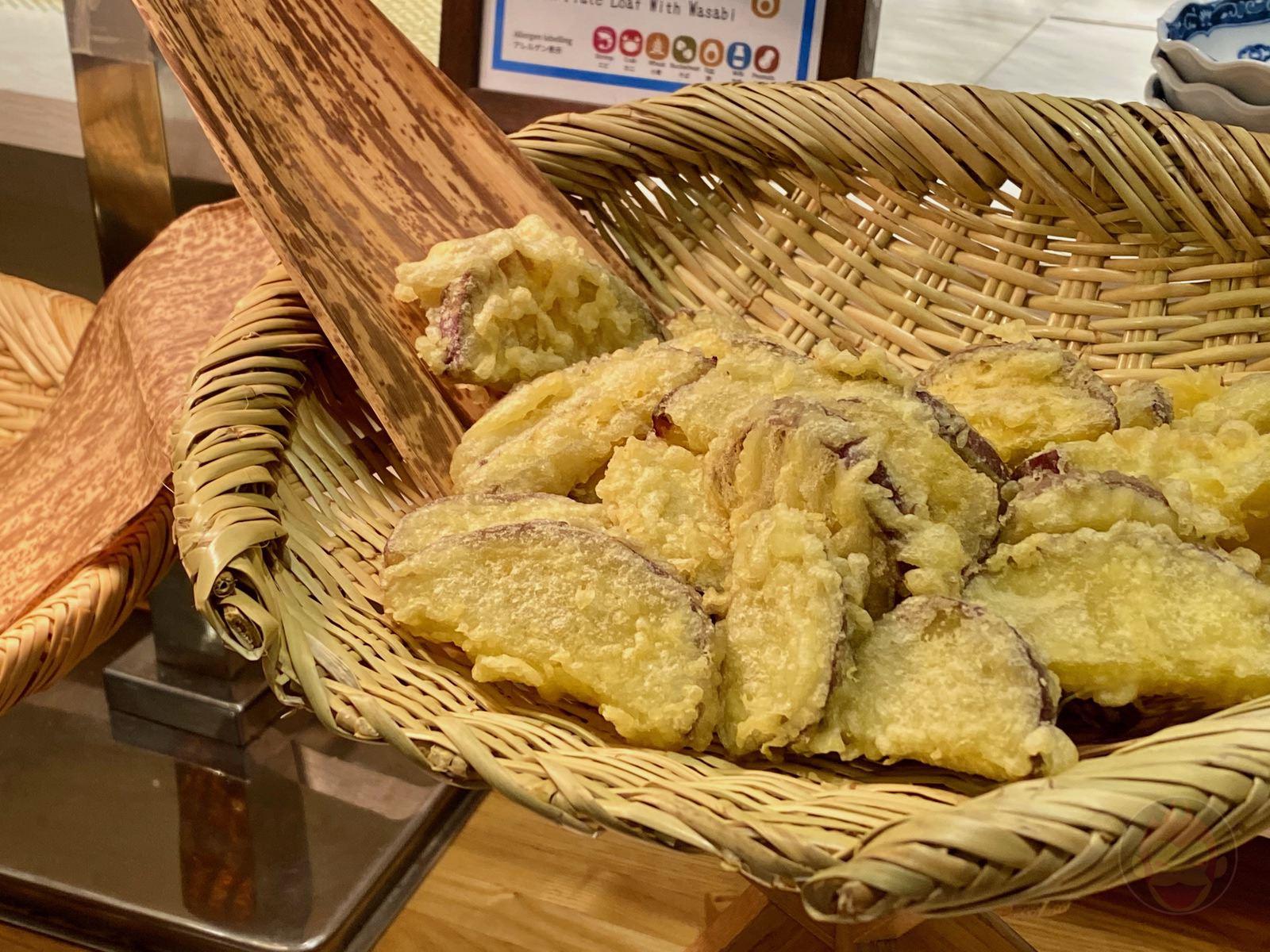 Hoshino Resonale Atami Dinner Buffet 07
