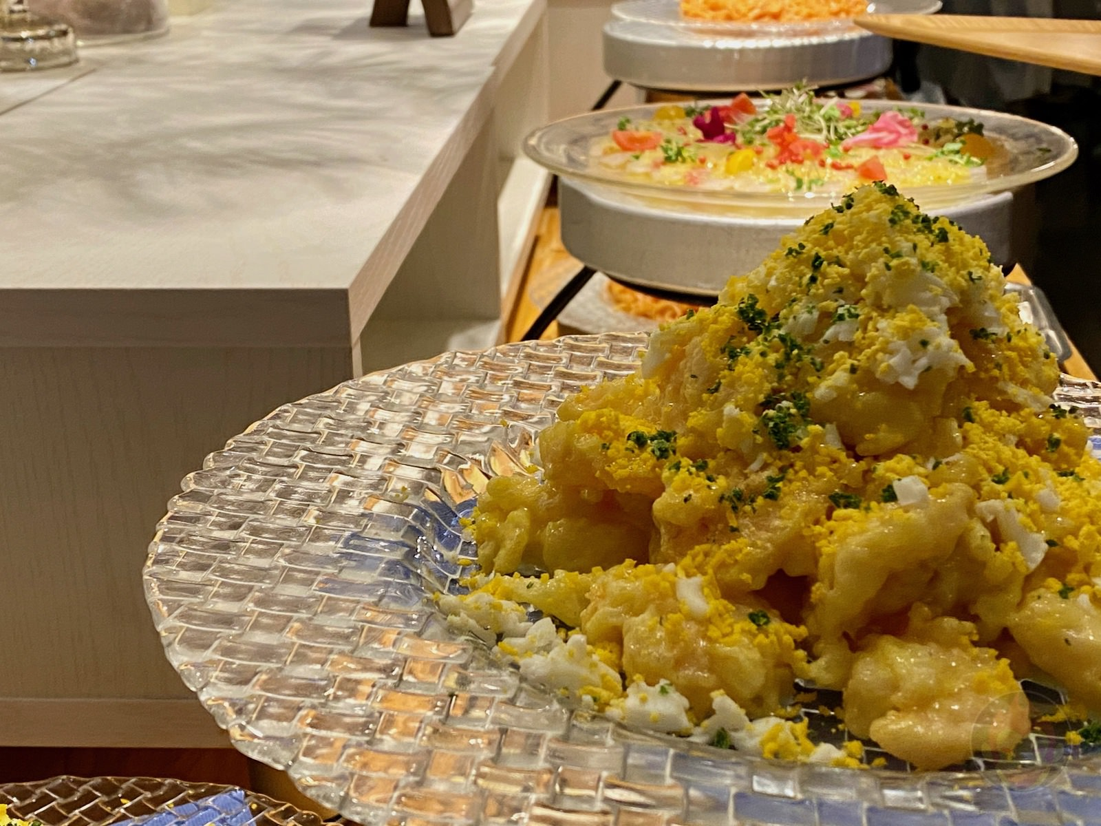 Hoshino Resonale Atami Dinner Buffet 10