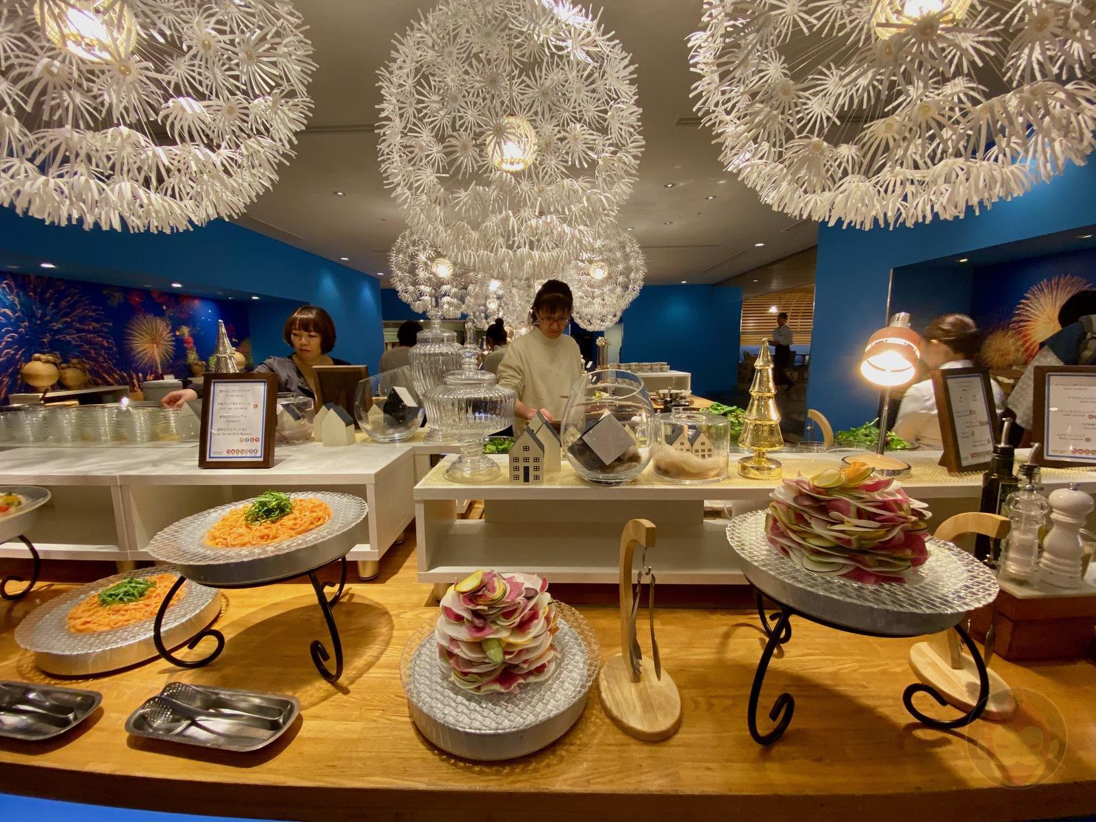 Hoshino Resonale Atami Dinner Buffet 12