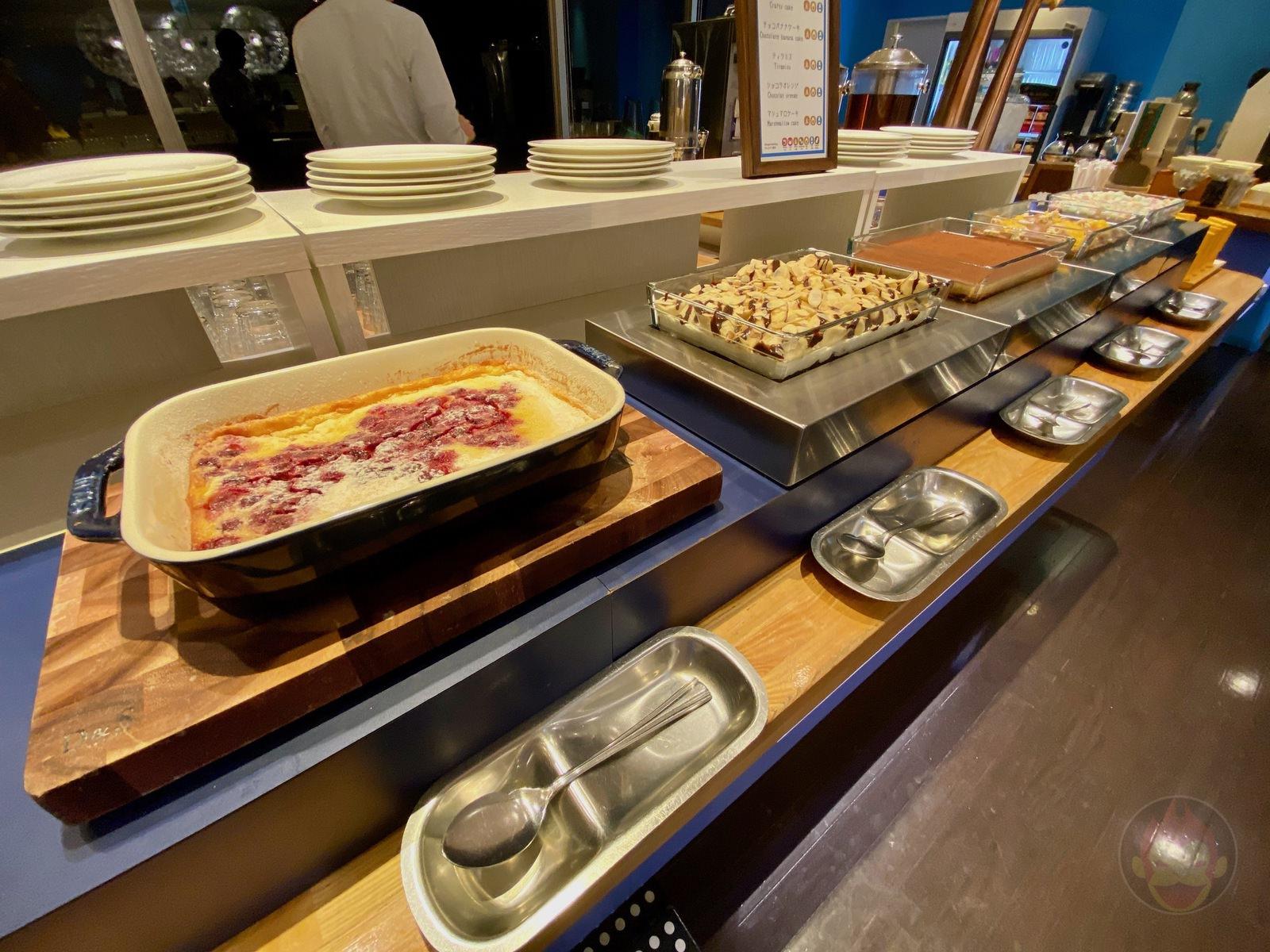 Hoshino Resonale Atami Dinner Buffet 15