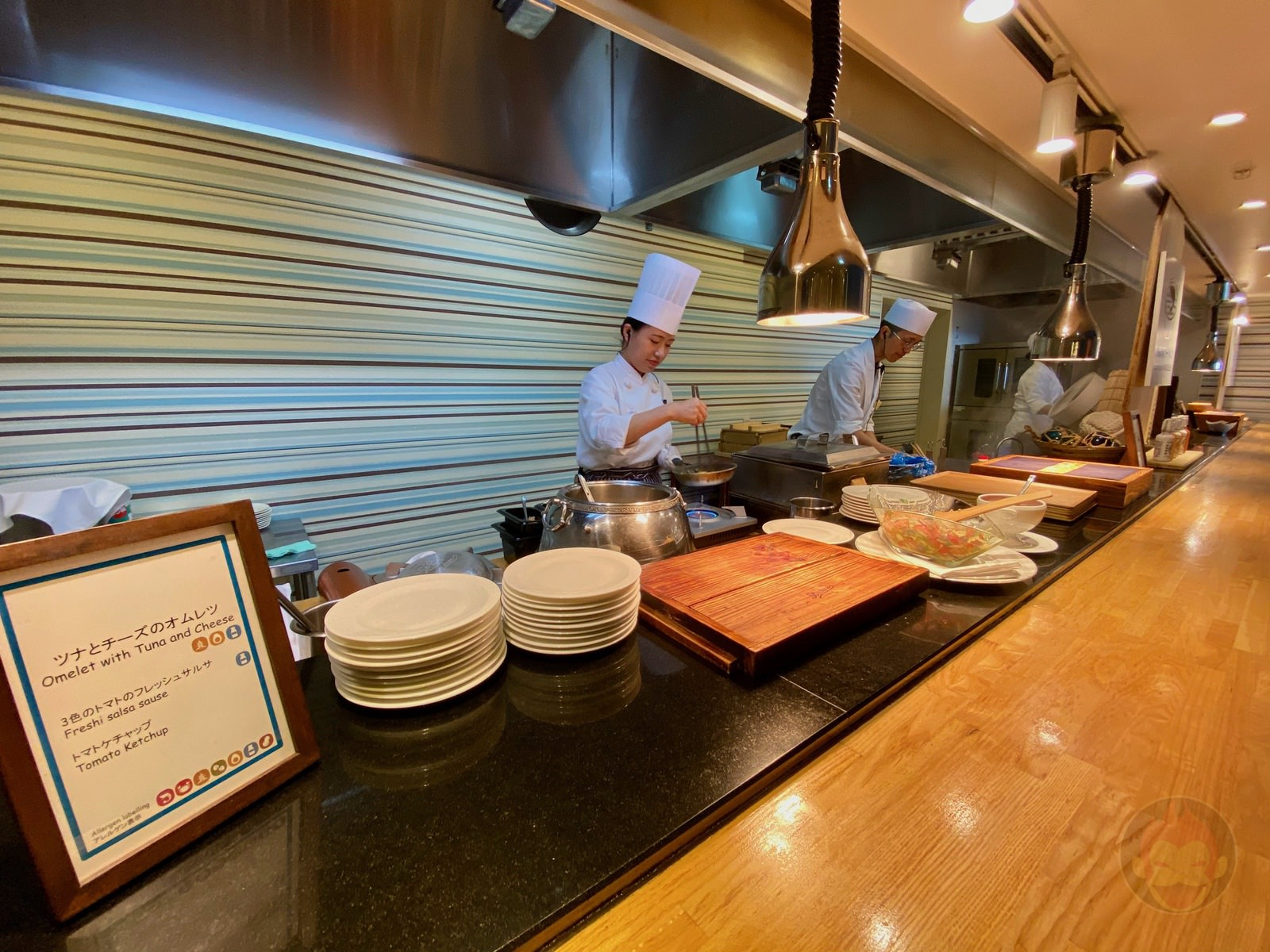 Hoshino Resonale Atami Morning Buffet 03