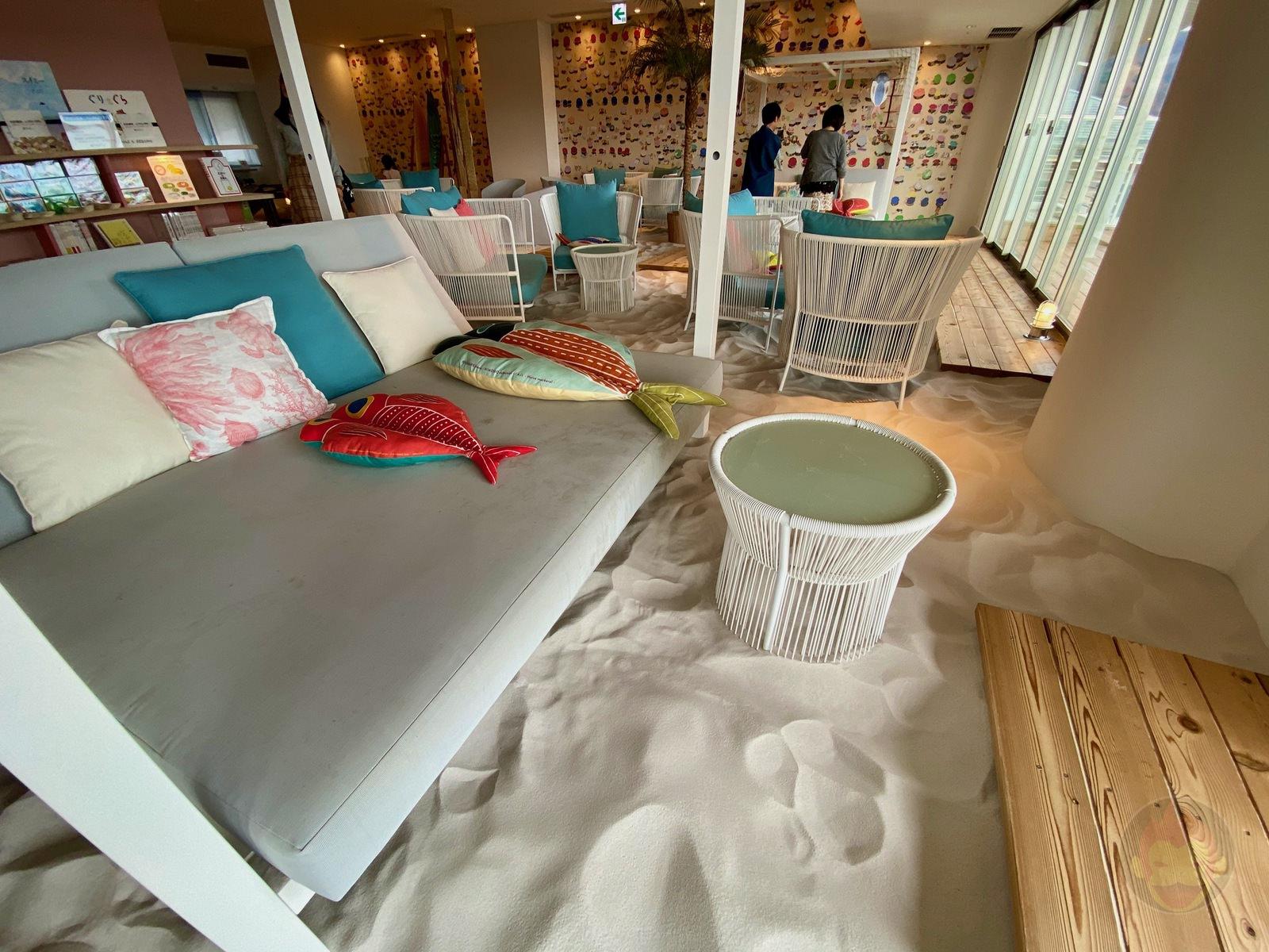 Hoshino Resonale Atami Sunaba Cafe 01