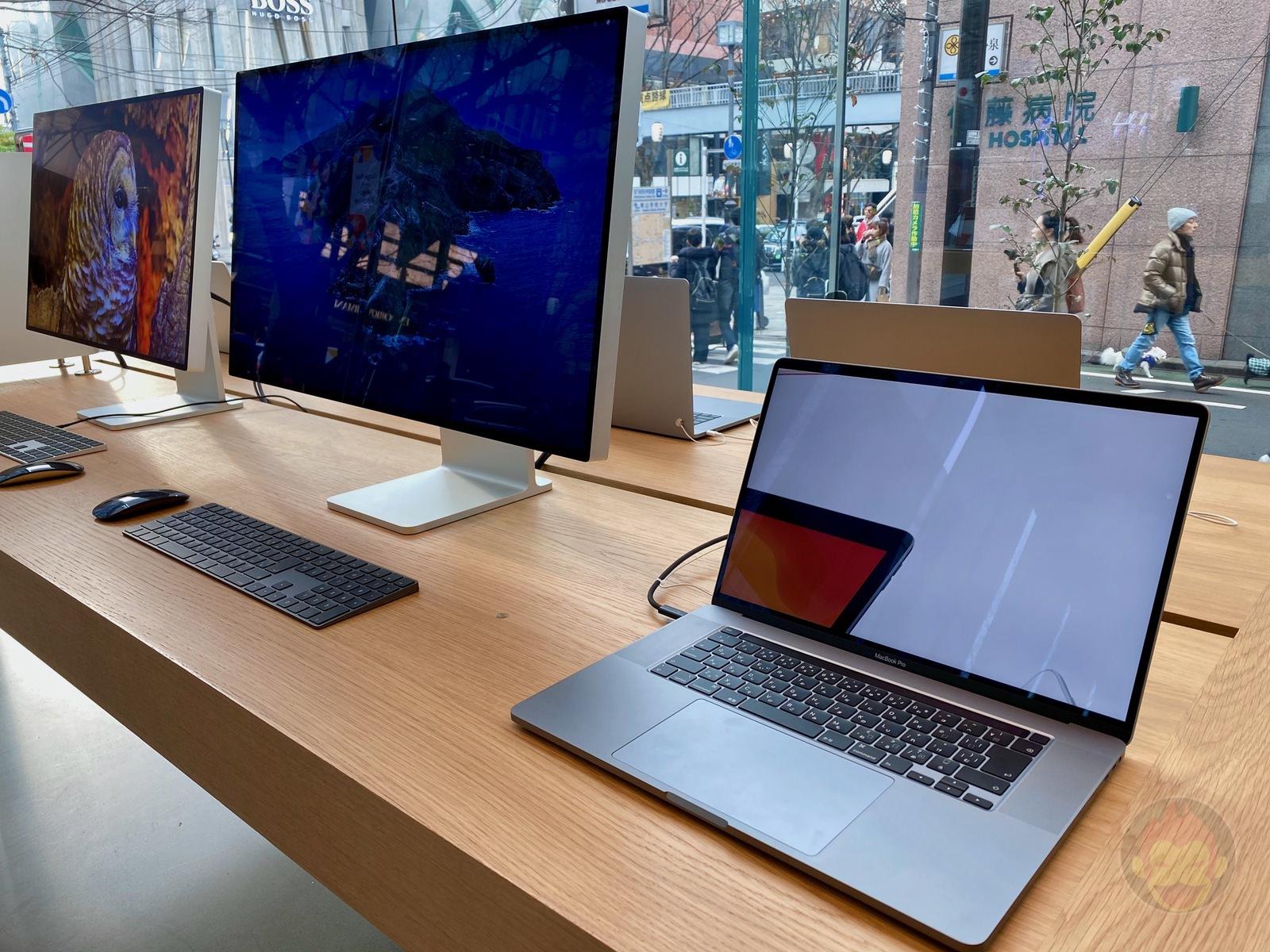 Mac Pro Pro Display XDR Apple Omotesando 03